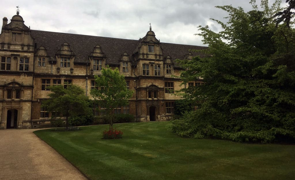 Trinity College, Oxford