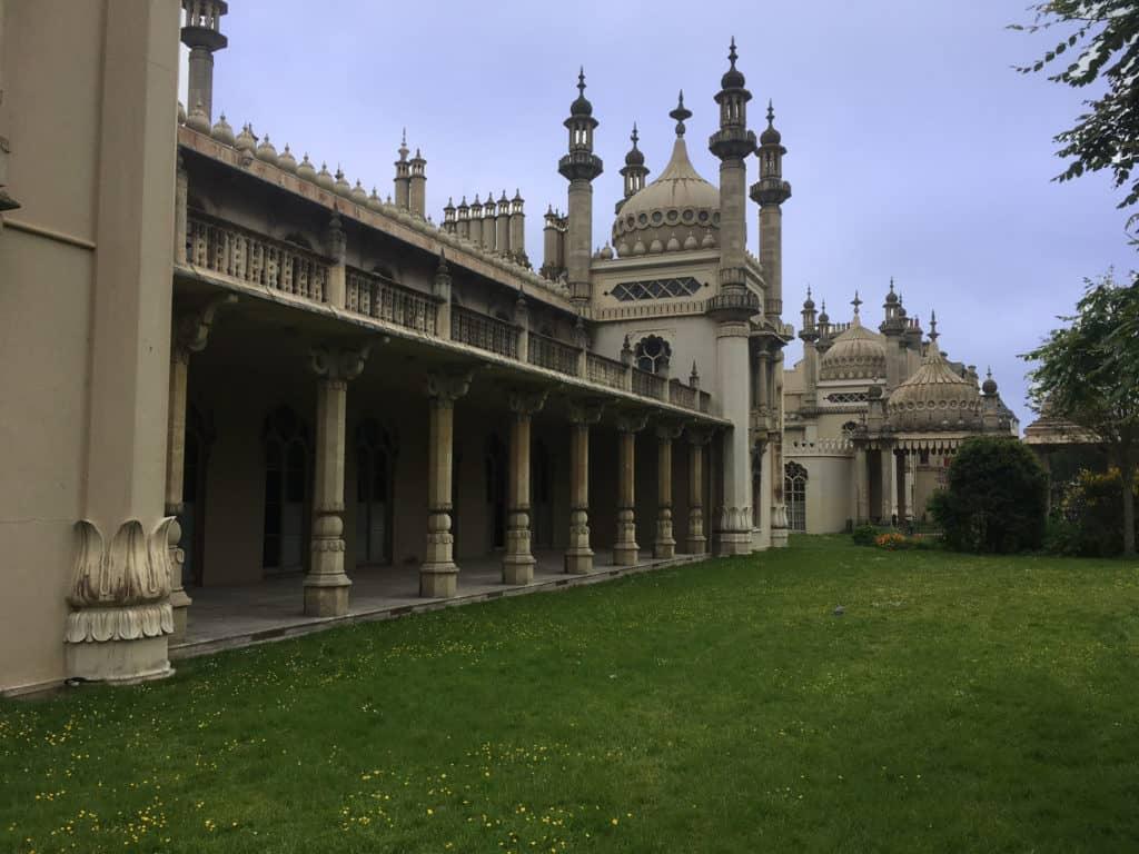 Brighton Pavilion