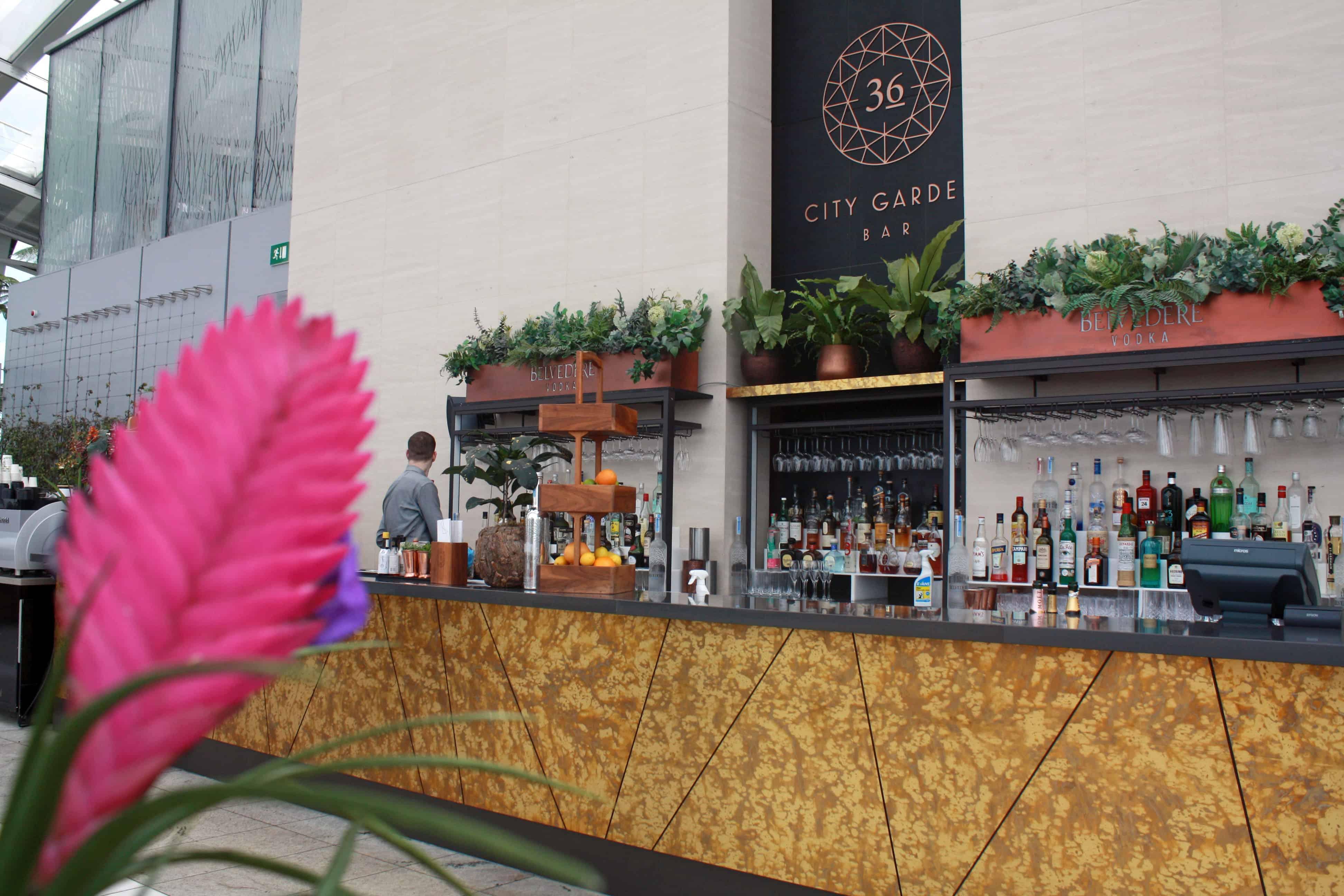 City Garden Bar, Sky Garden