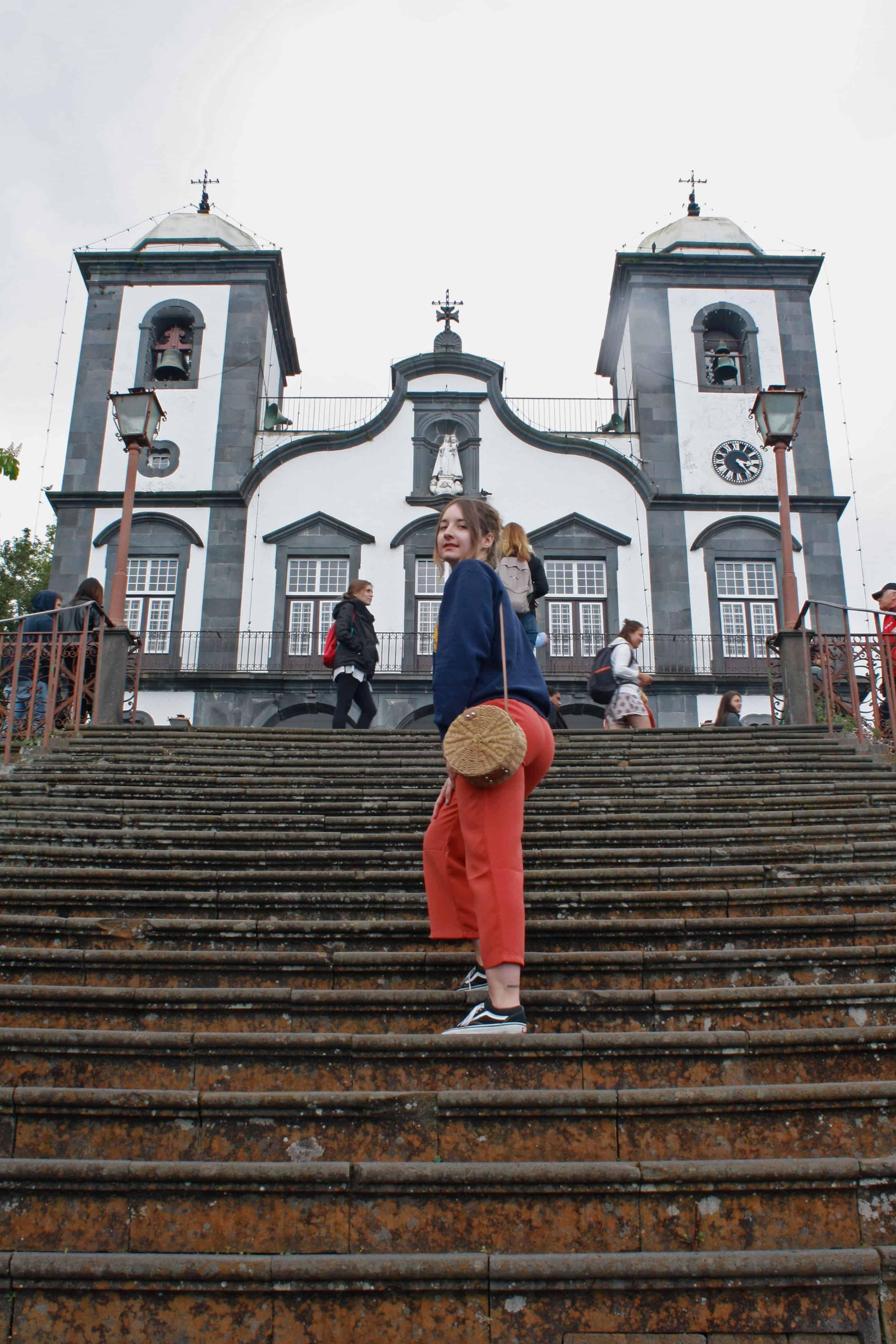 Igreja de Nossa Senhora do Monte, Madeira