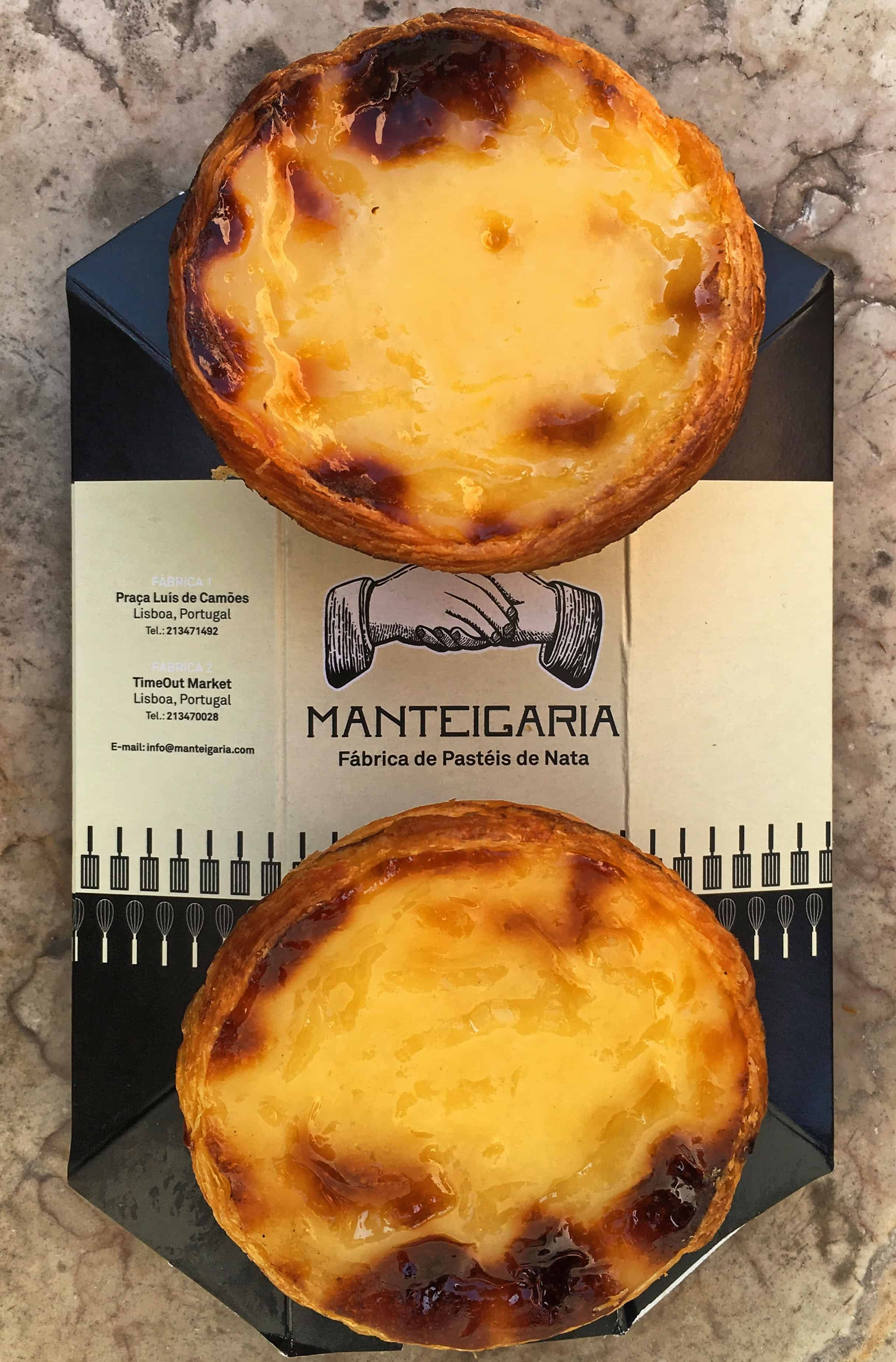 Manteigaria Pastéis de Nata