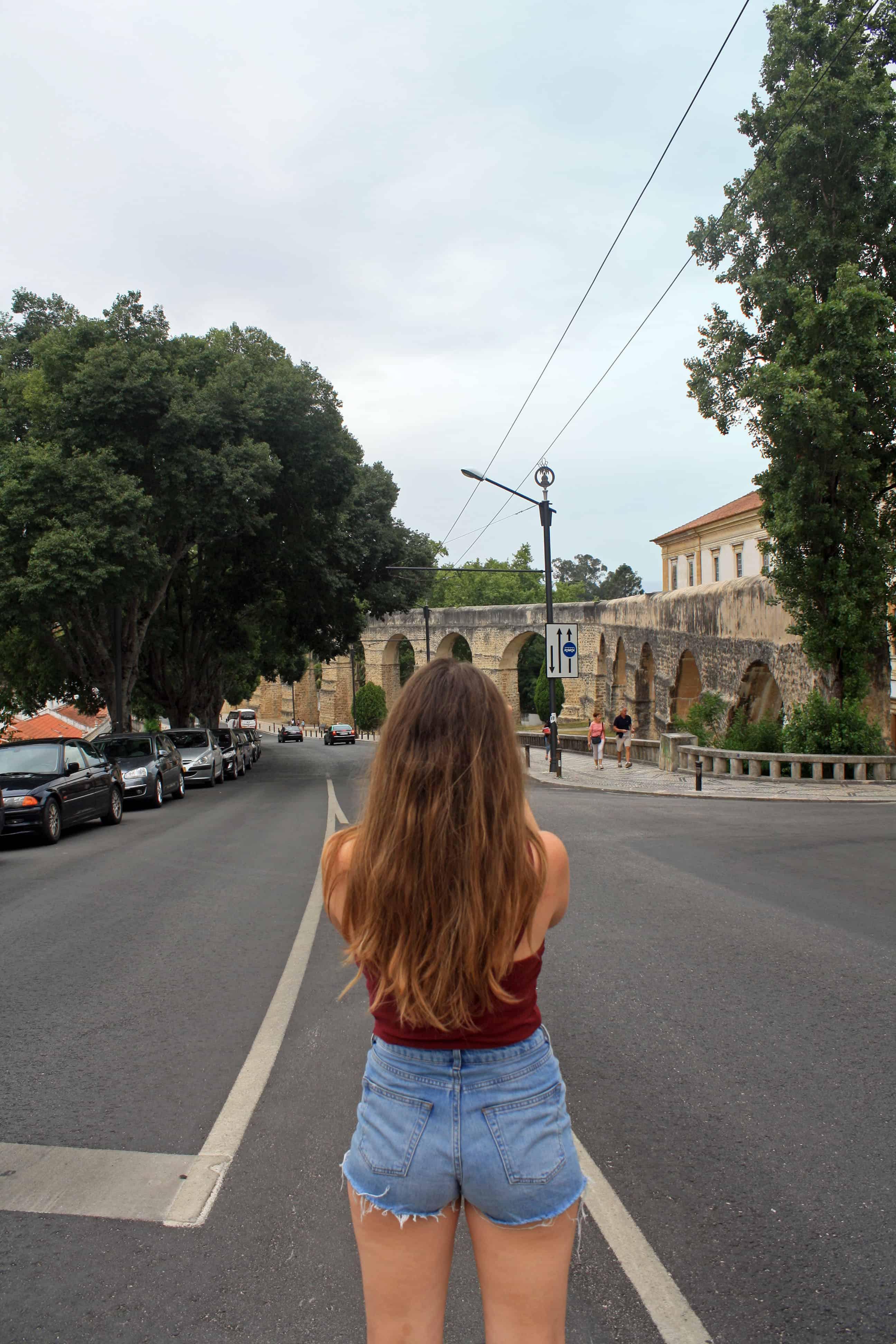 Aqueduct of San Sebastian - Garden Arches, Coimbra