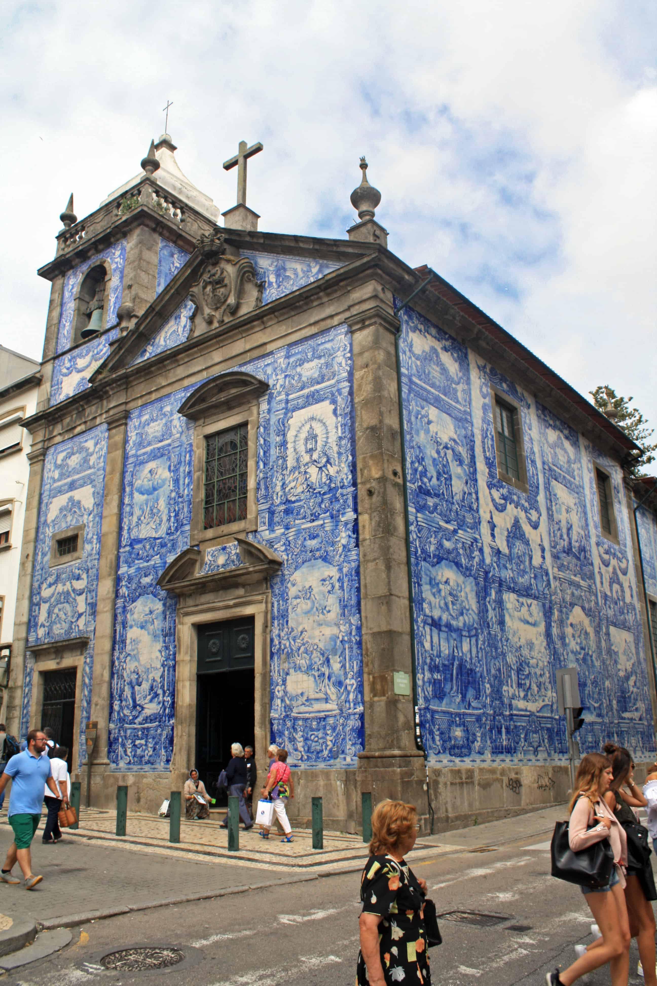 Capela das Almas, Porto