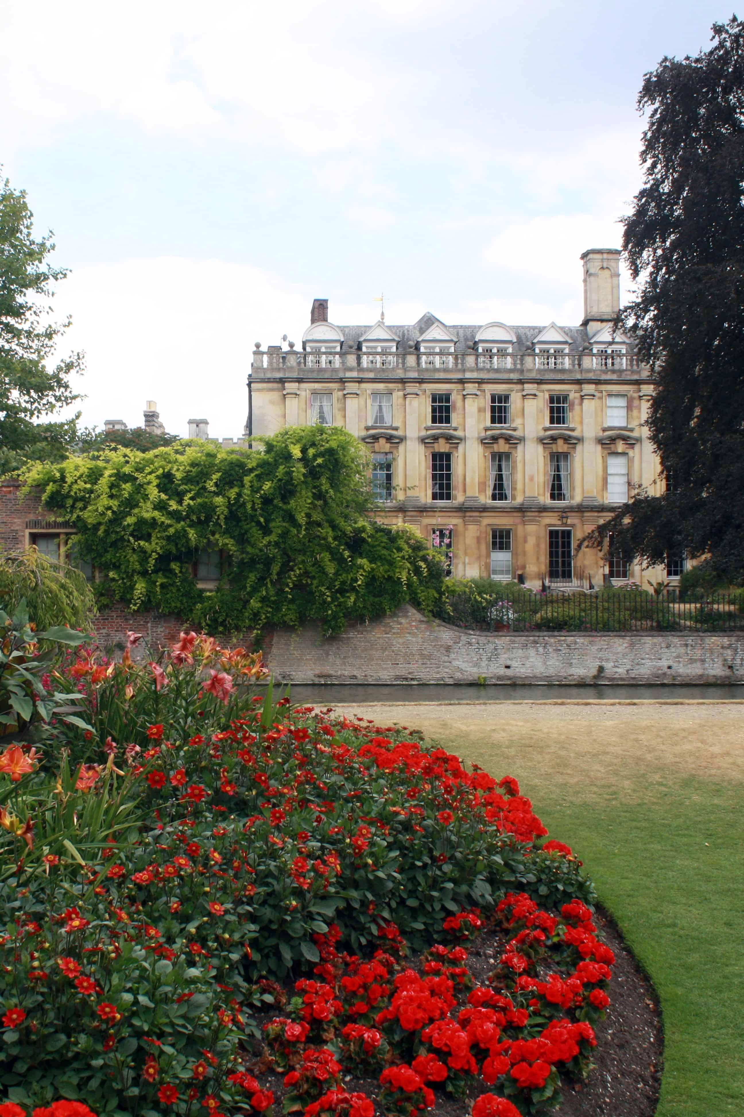 Clare College Fellows' Garden