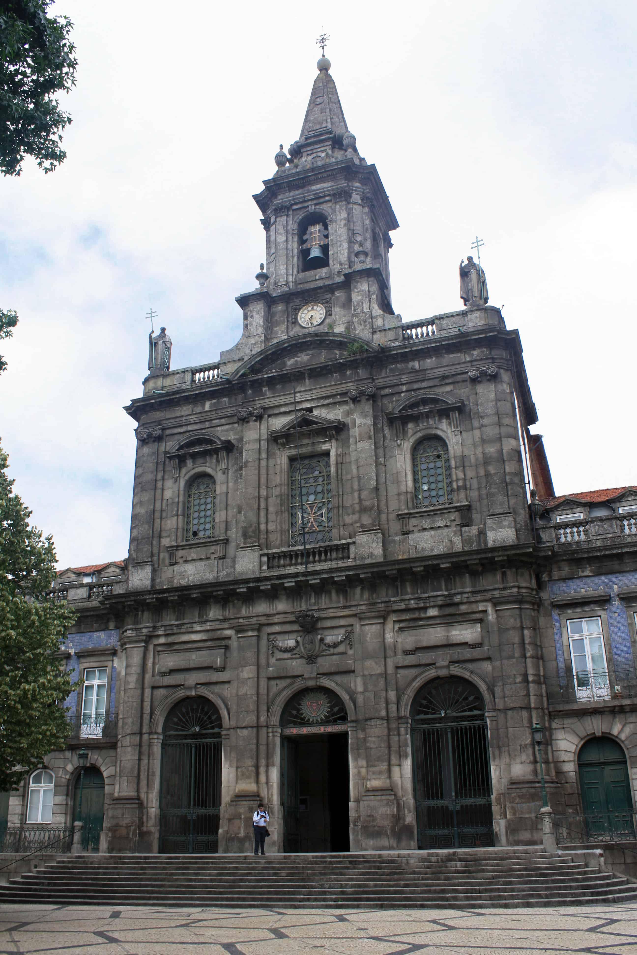 Igreja da Trindade, Porto