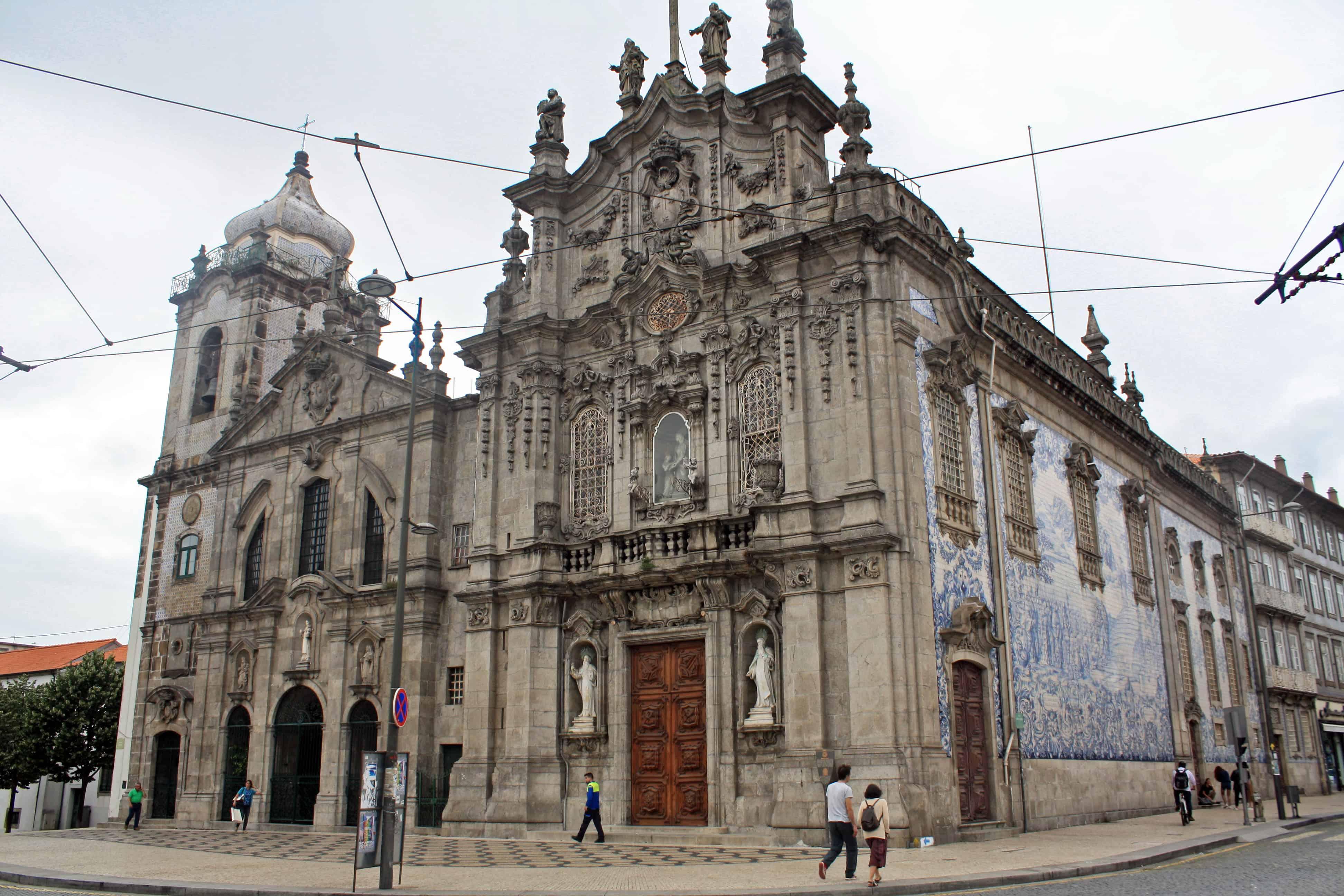 Igreja do Carmo & Igreja dos Carmelitas Porto
