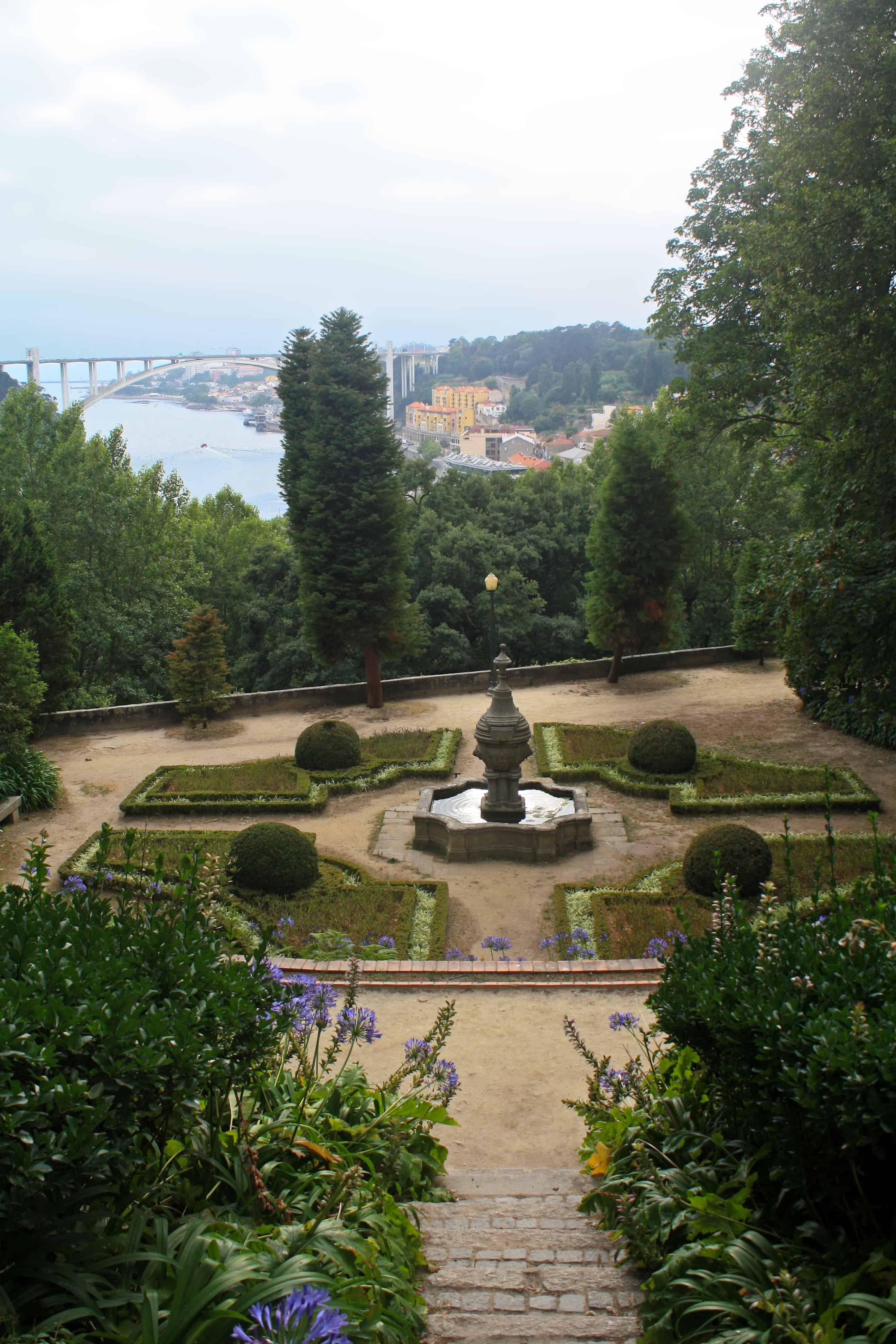 Jardins do Palácio de Cristal, Porto