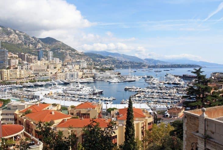 Monaco Port Hercules