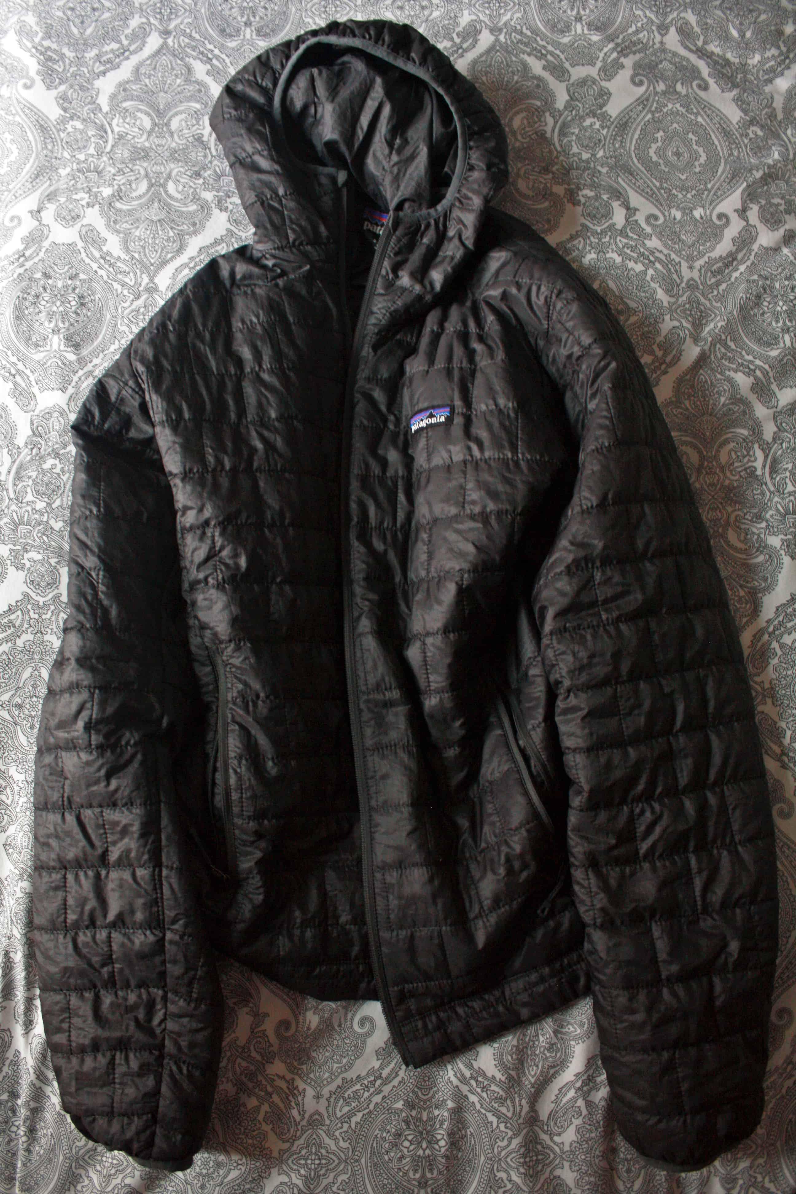 Patagonia nano puff hooody jacket