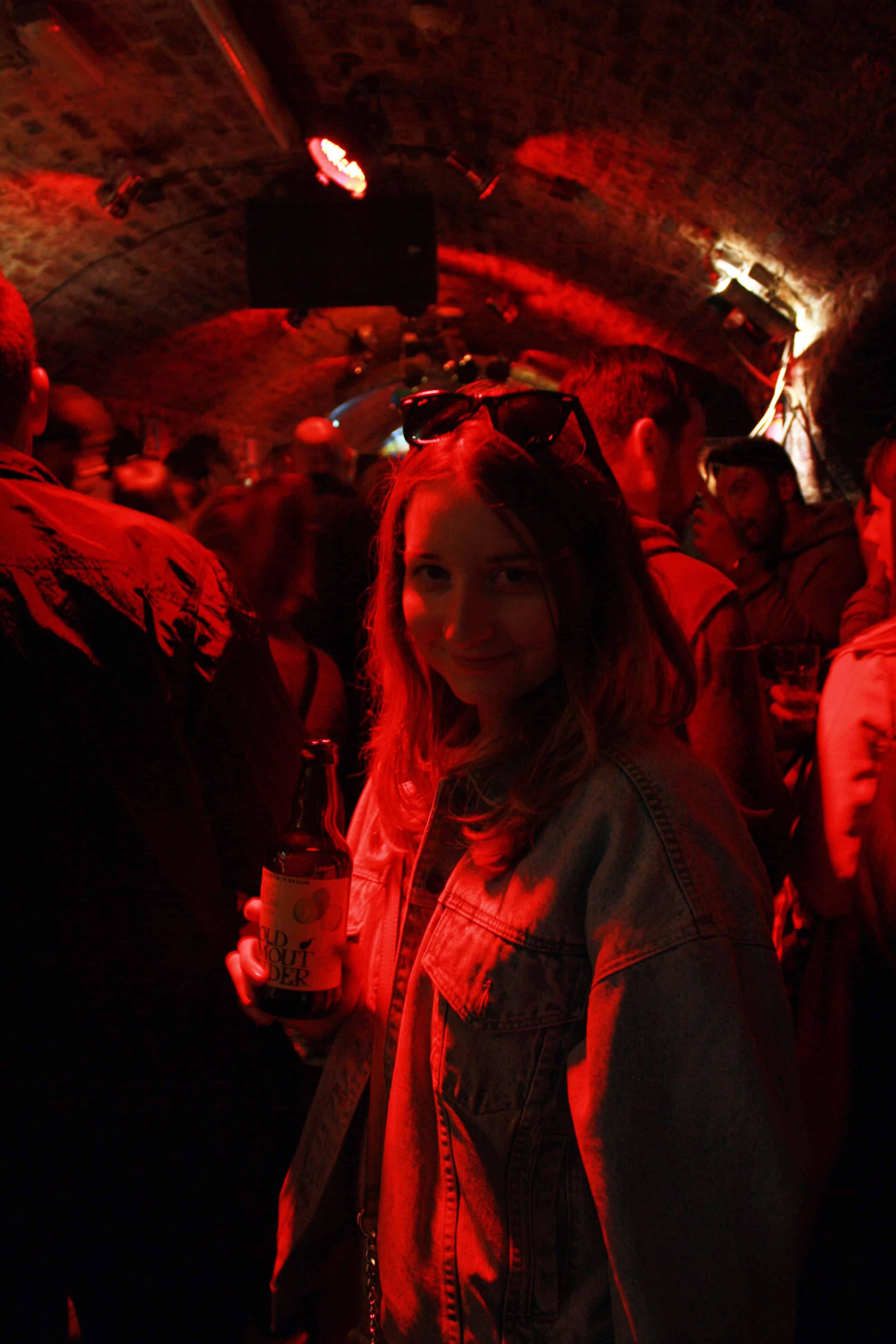 Inside The Cavern Club, Liverpool