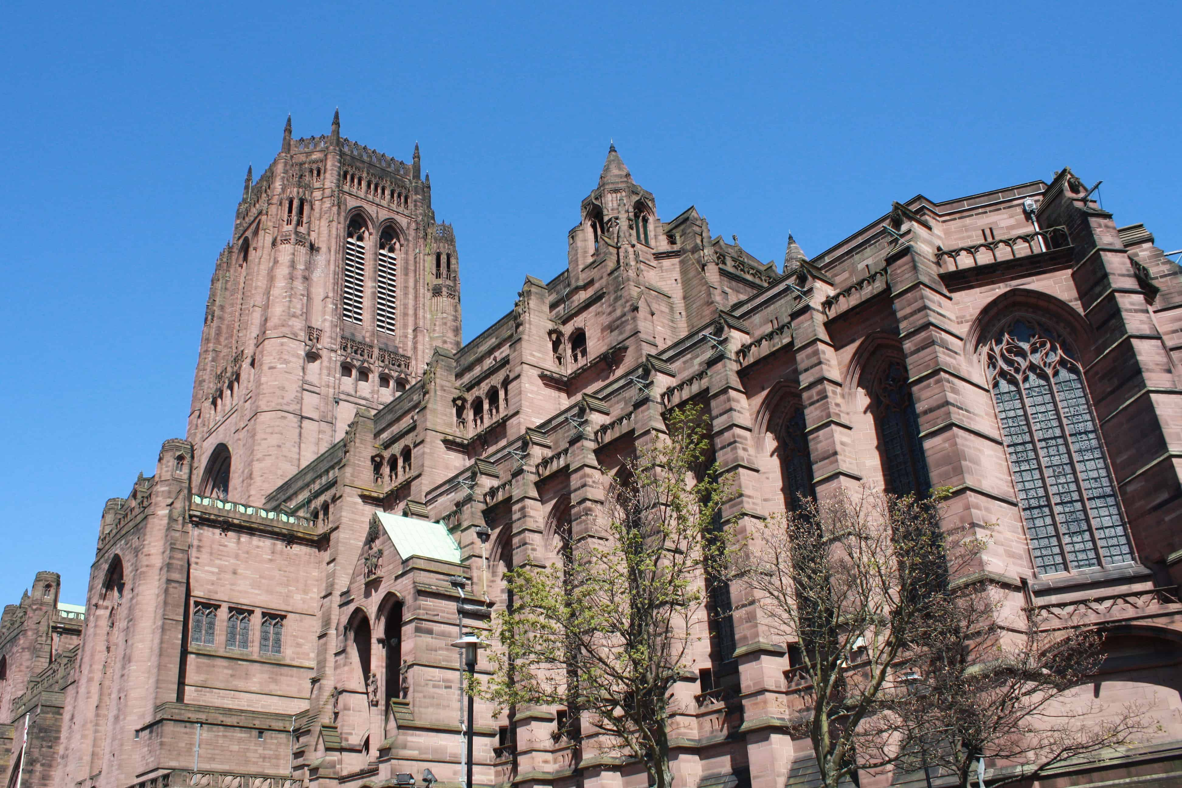 Liverpool Cathedral outside