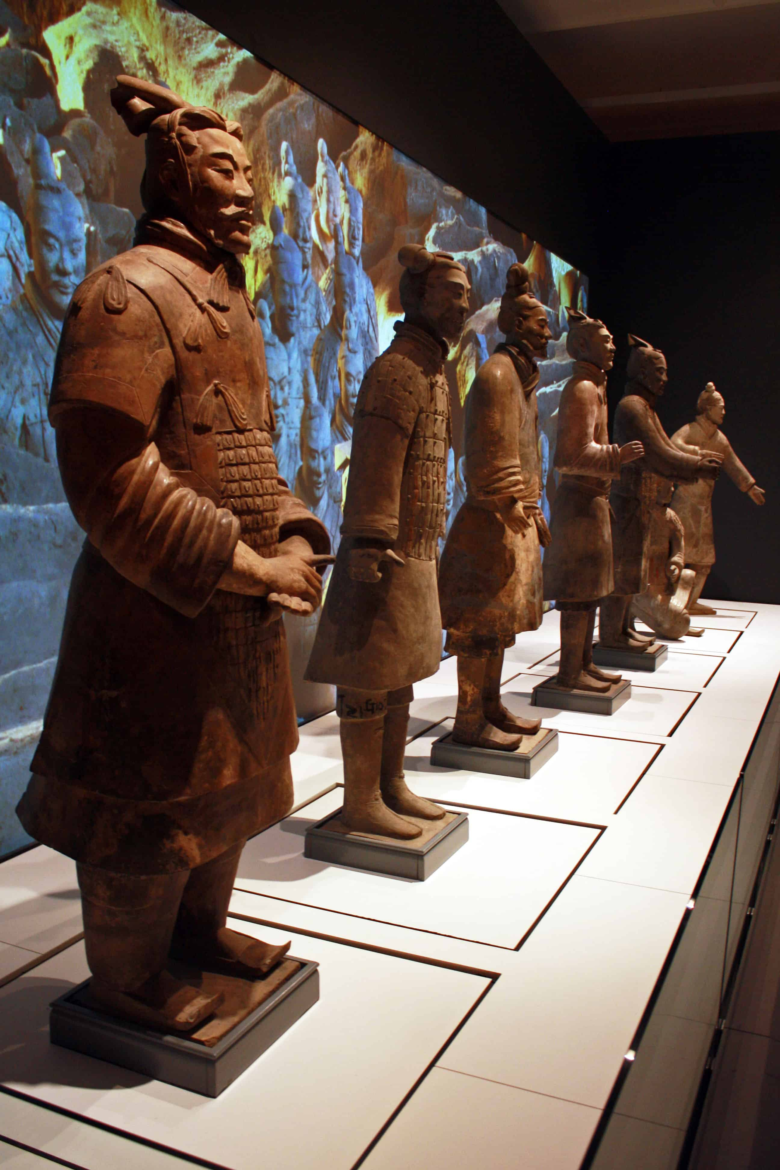 Terracotta Army, Liverpool