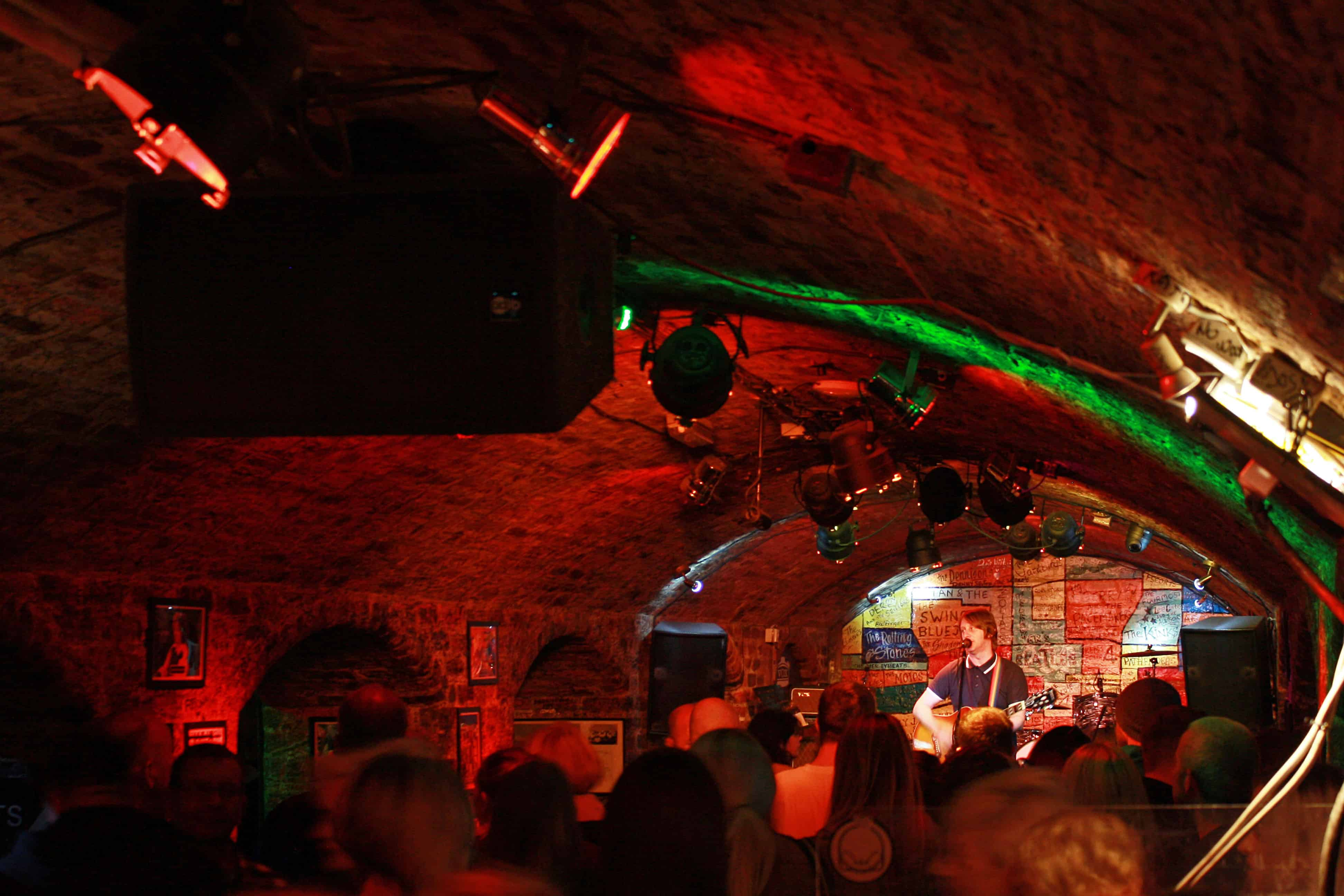 The Cavern Club music