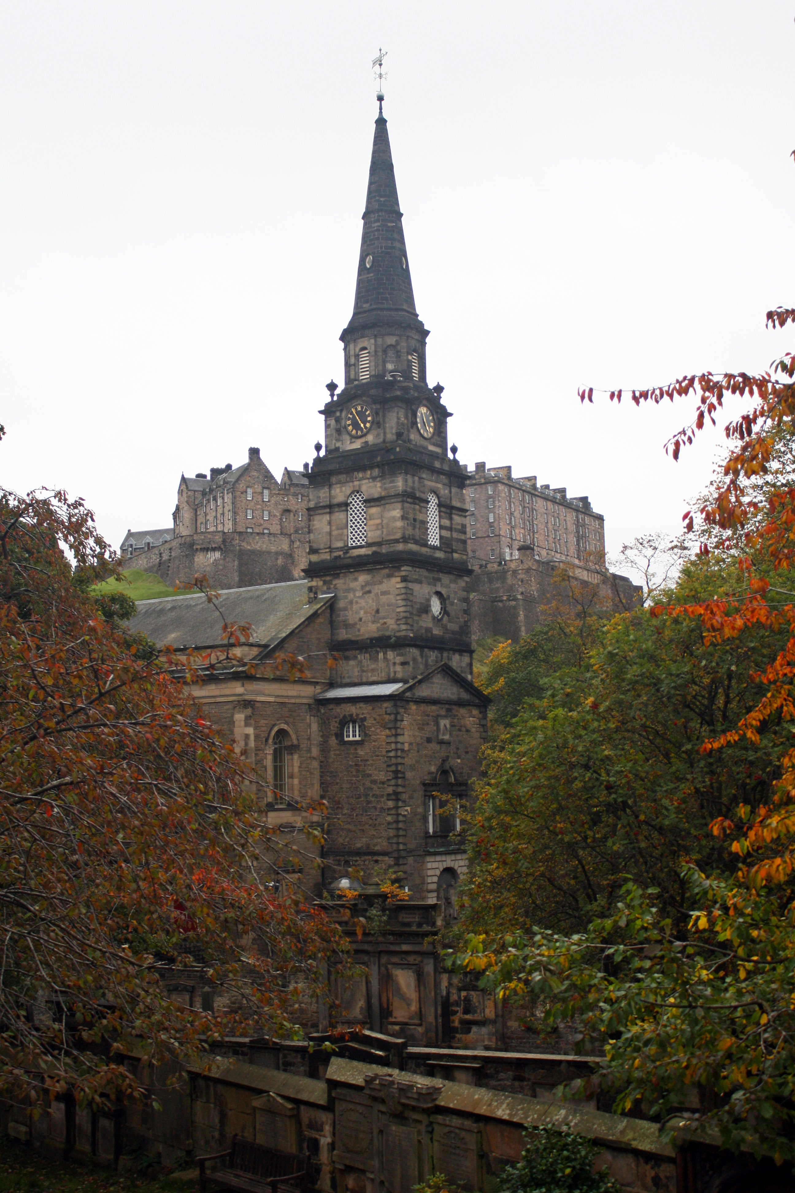 St Cuthbert's church, Edinburgh