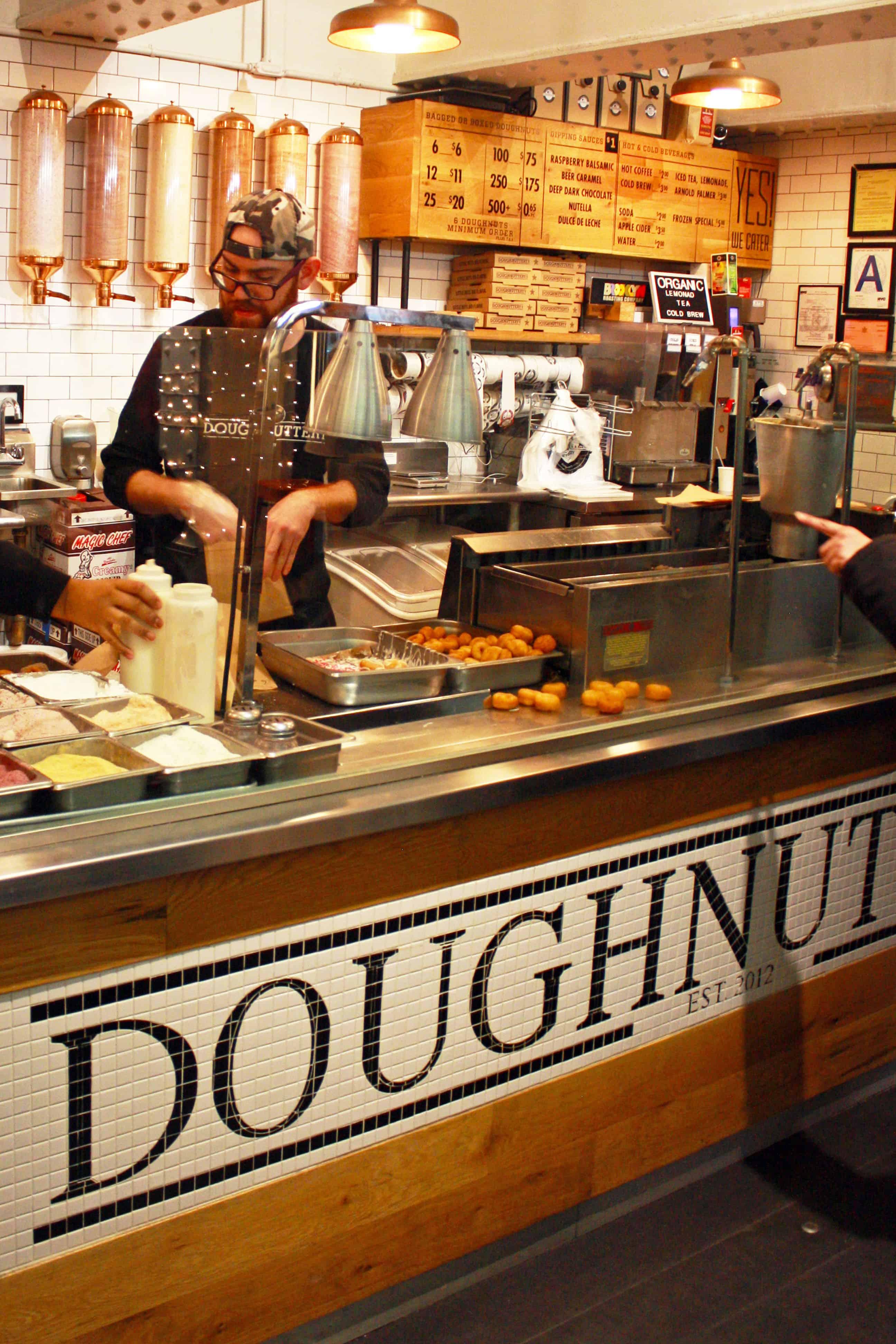 Turnstyle Underground Market New York - Doughnuttery