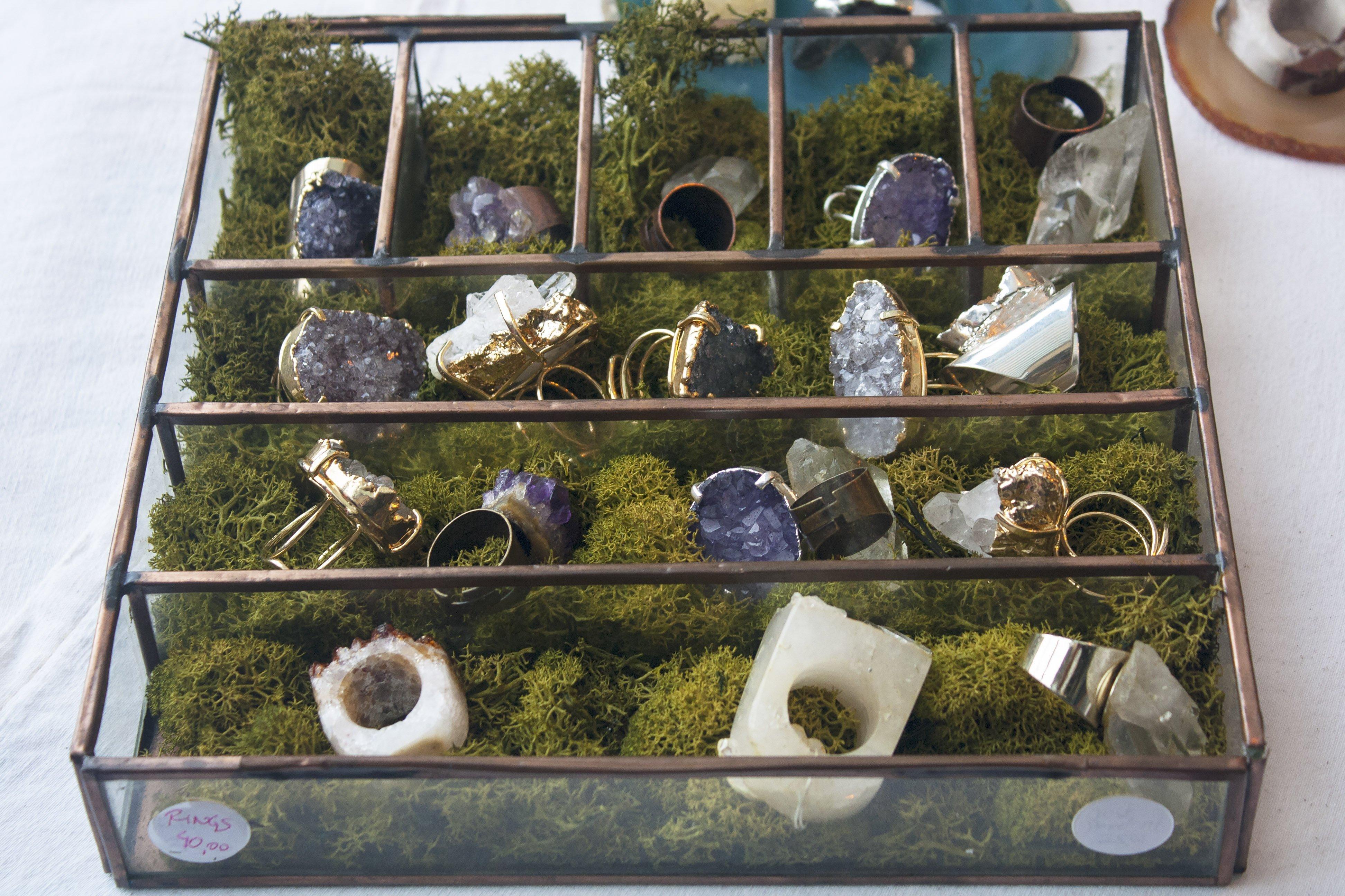 Samambaia jewellery Broadway Market