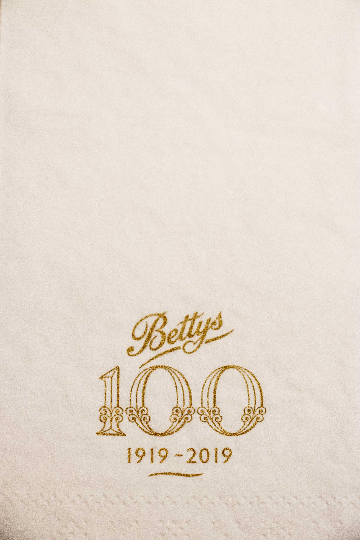Bettys 100 napkin