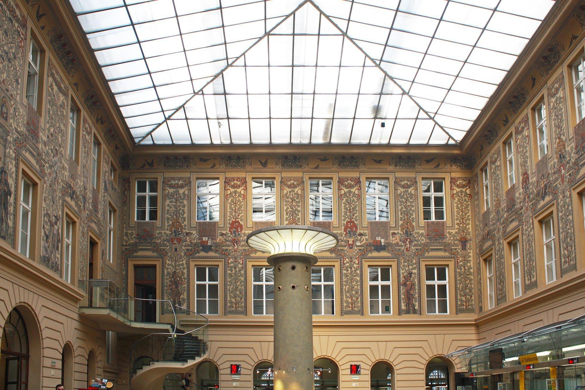 Main Post Office, Prague
