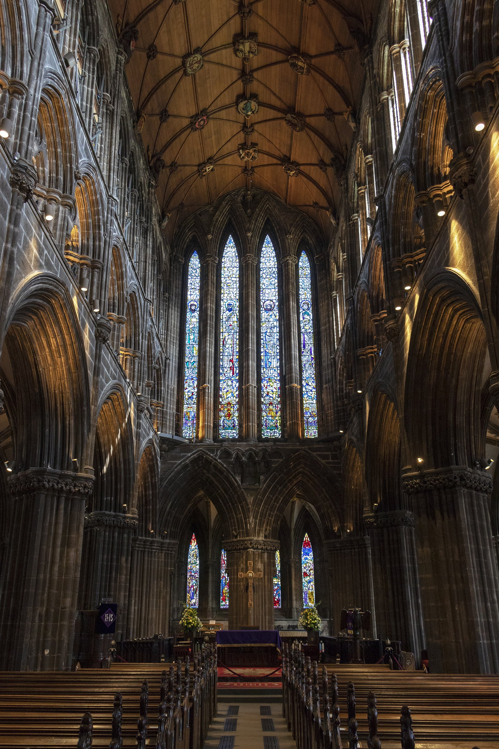 Glasgow Cathedral inside