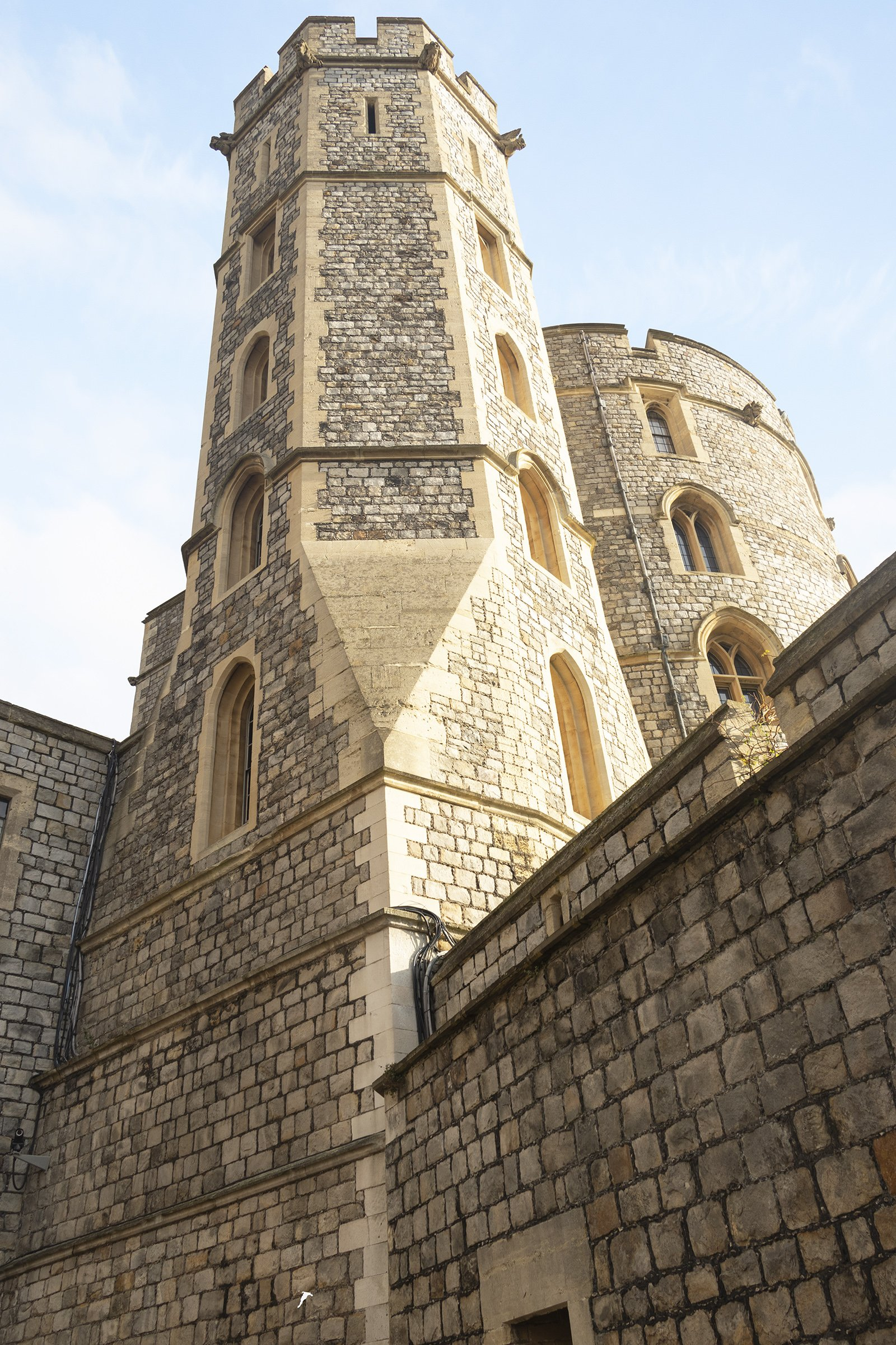 Edward III tower, Windsor Castle