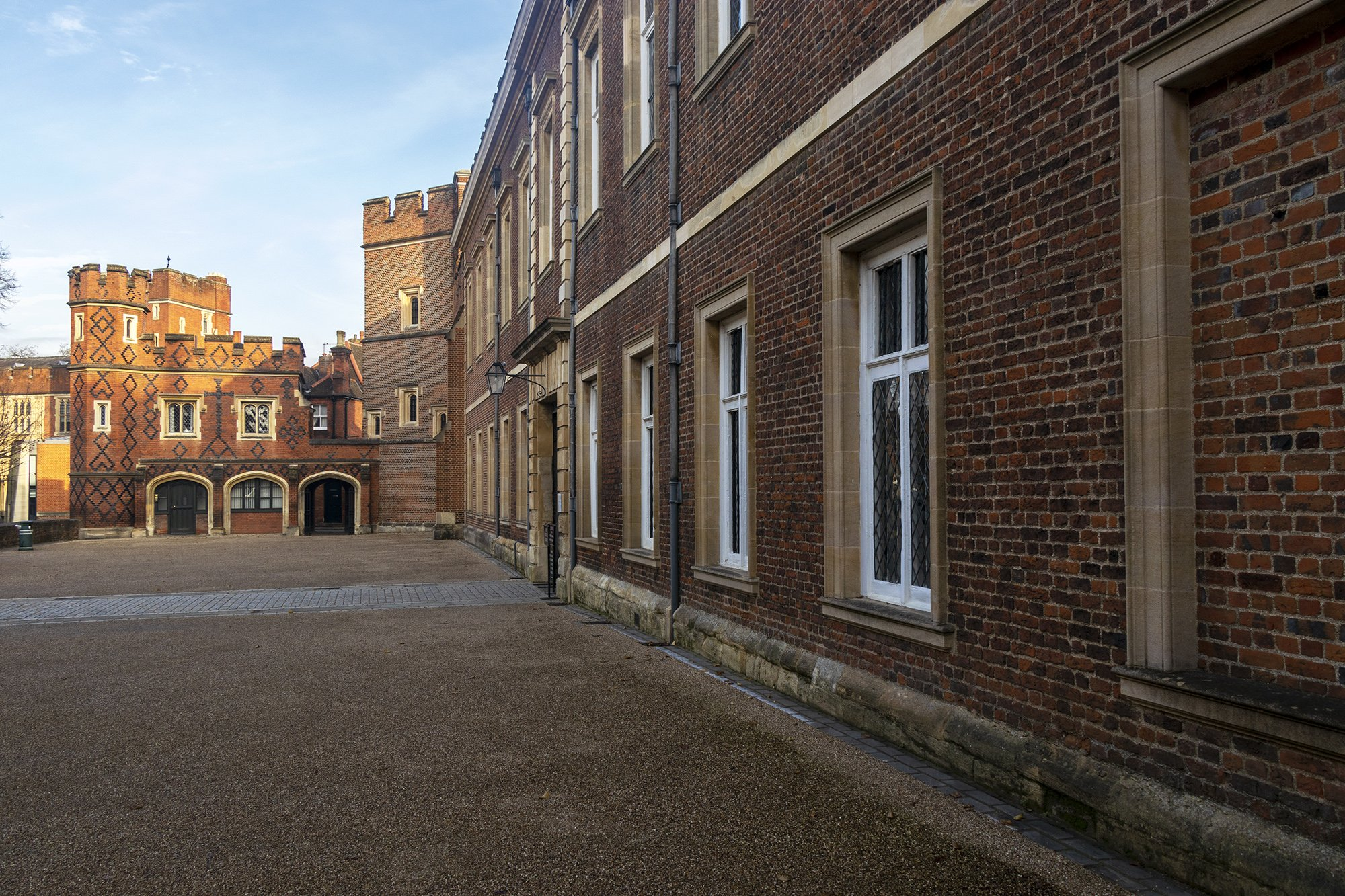 Upper School Eton College