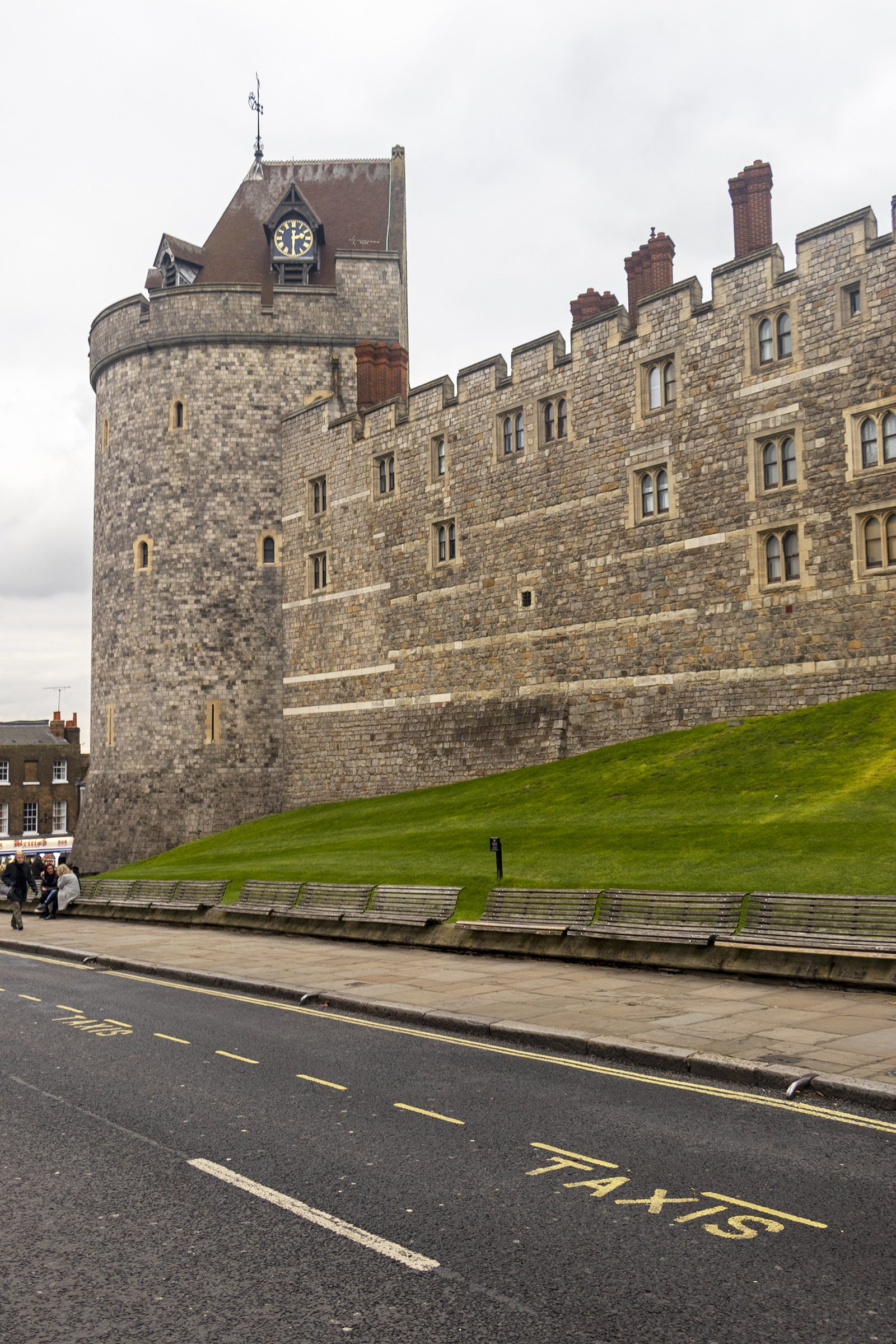 The Curfew Tower, Windsor Castle