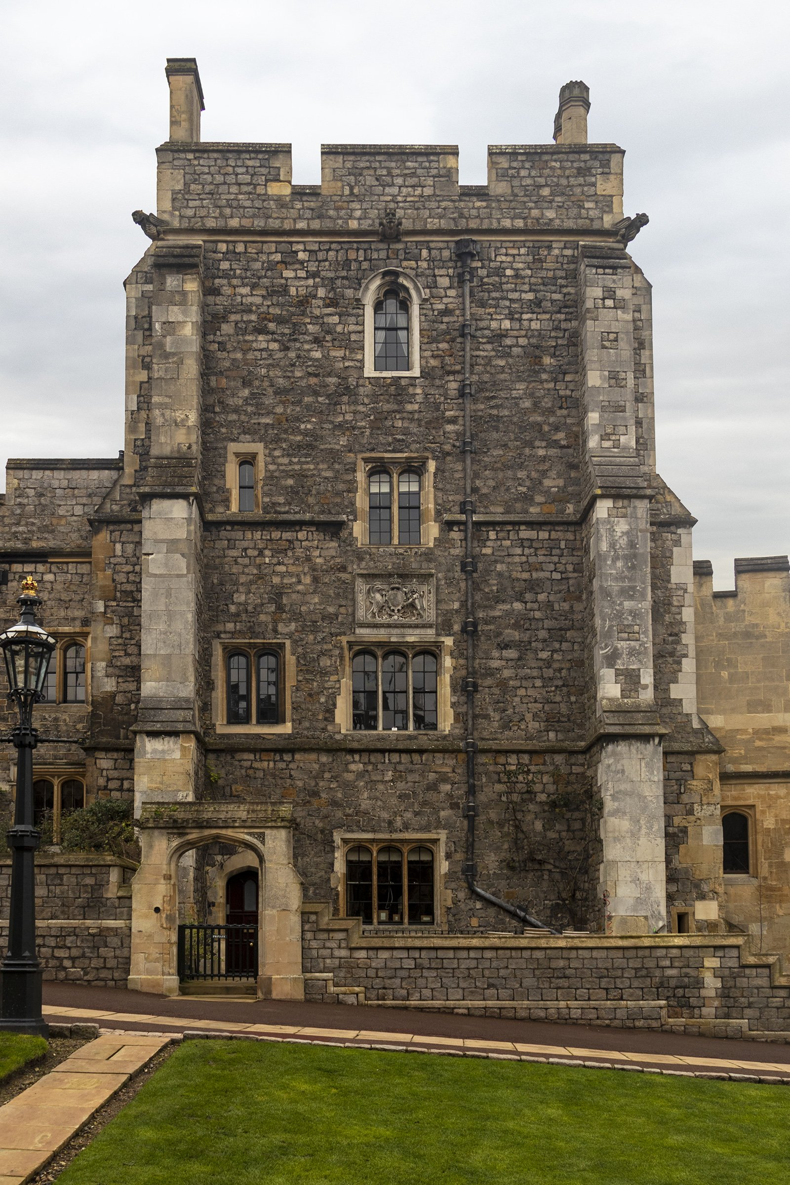 Windsor Castle houses
