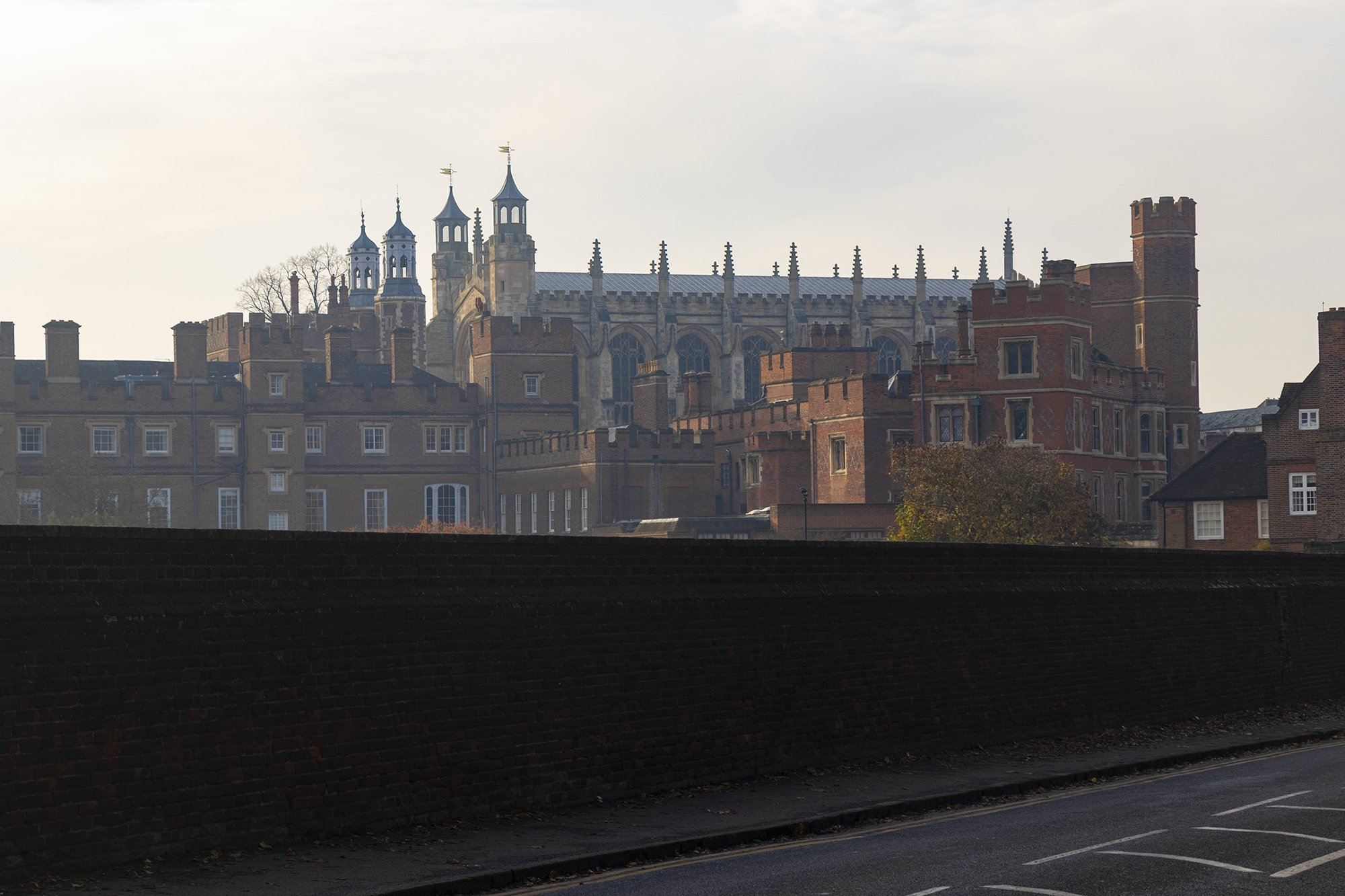 Eton College and Eton College Chapel