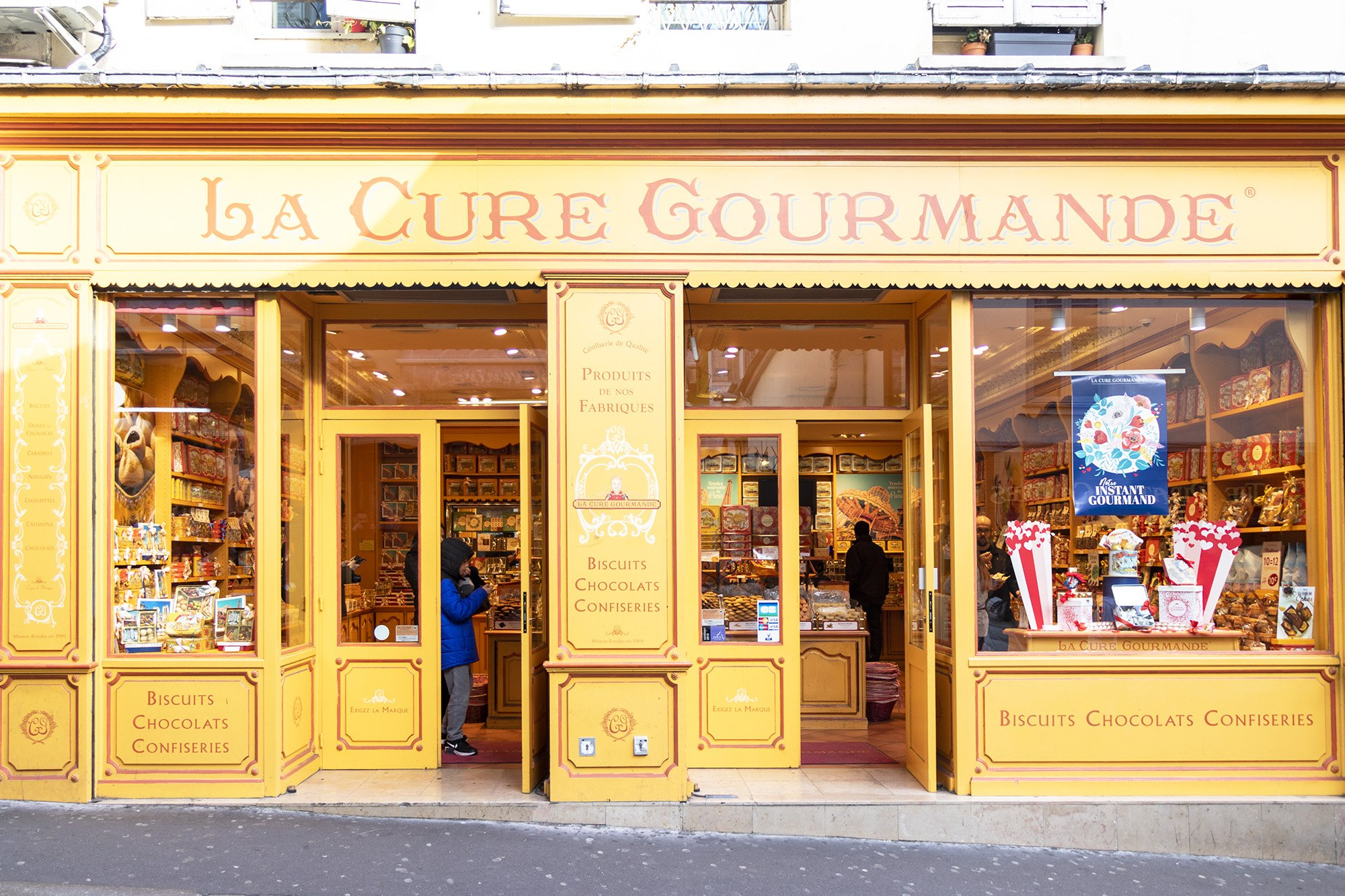 La Cure Gourmande, Paris