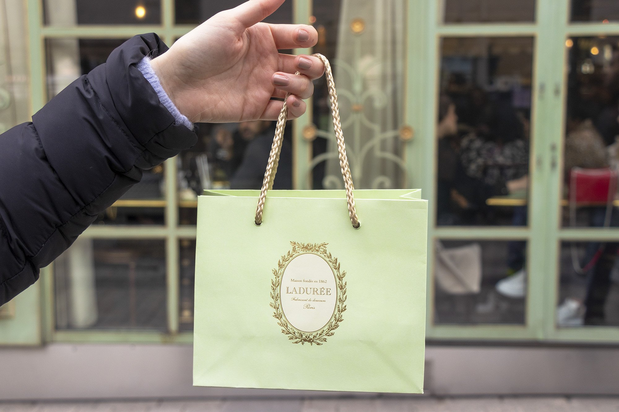Laduree bag