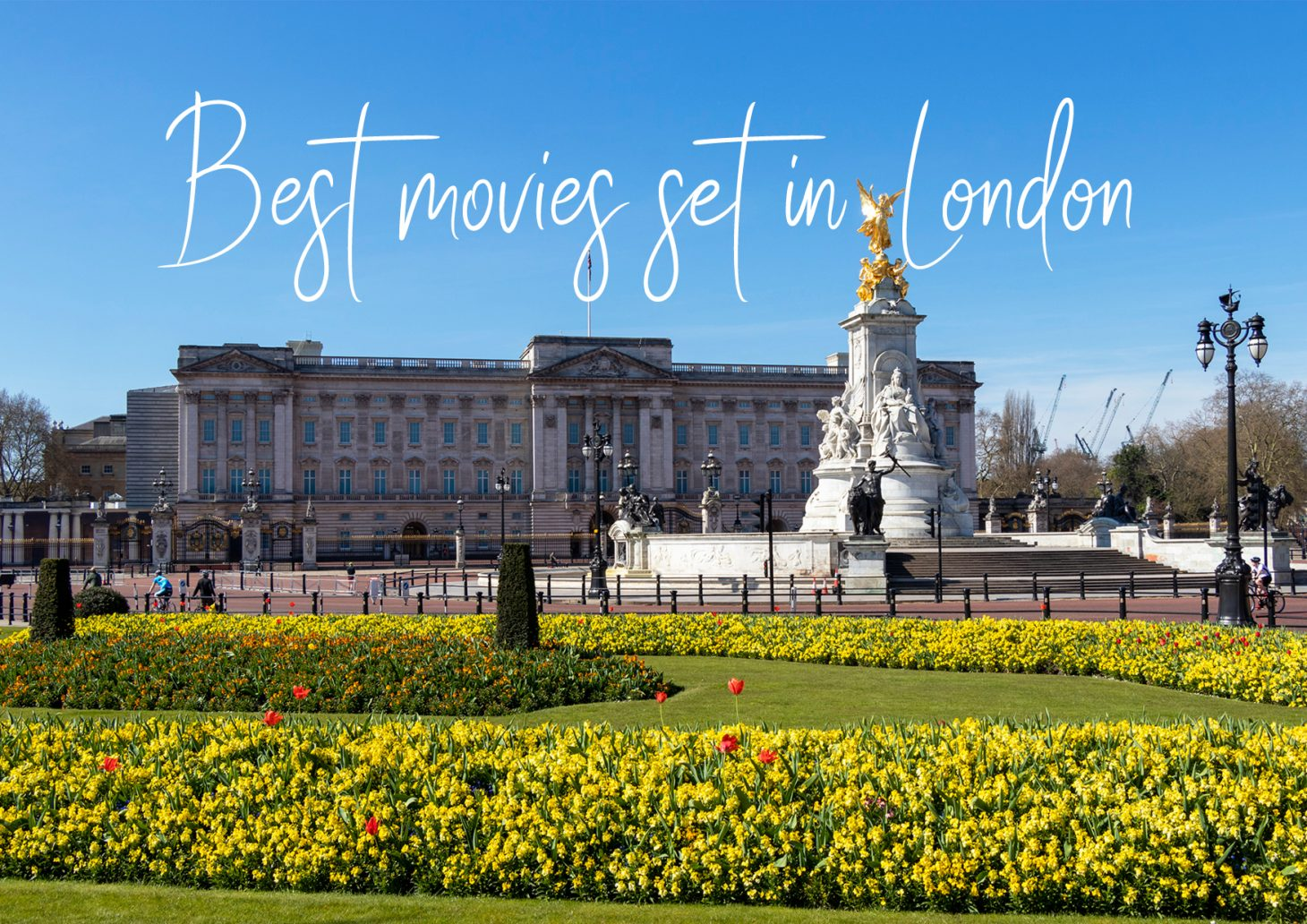 Best movies set in London