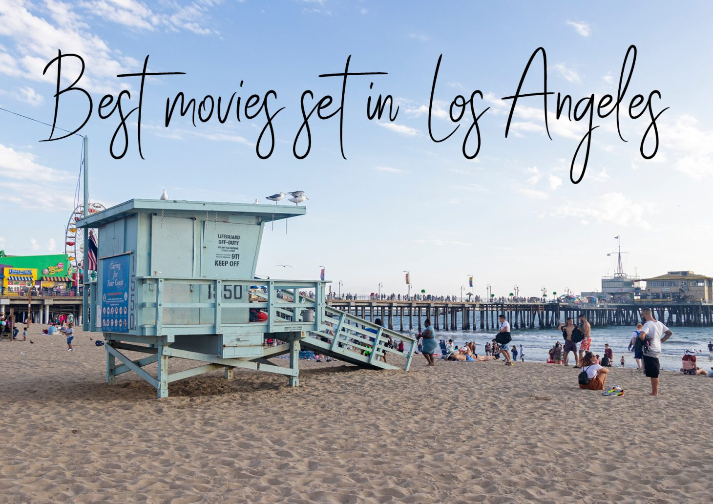 Best movies set in Los Angeles