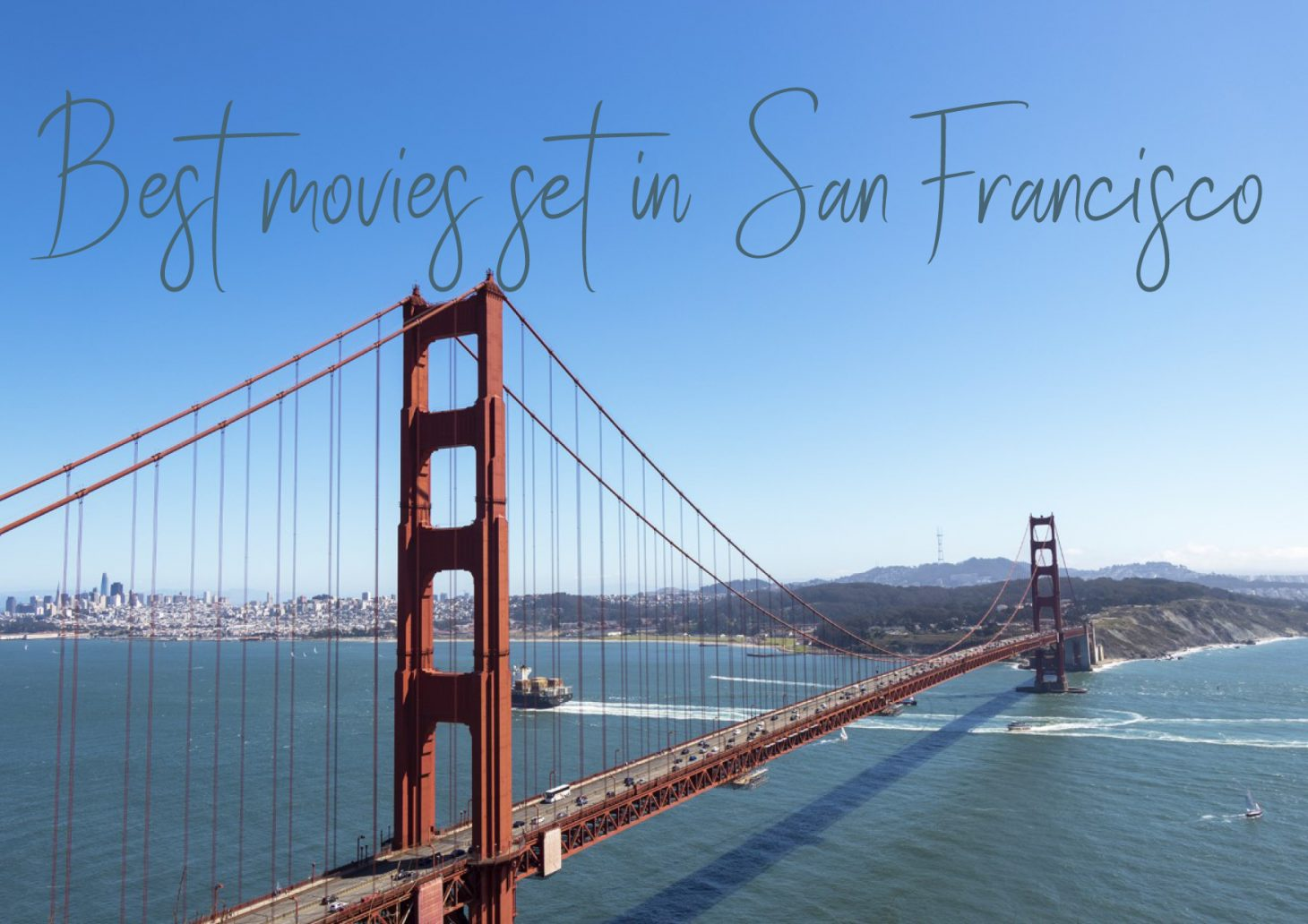 Best movies set in San Francisco