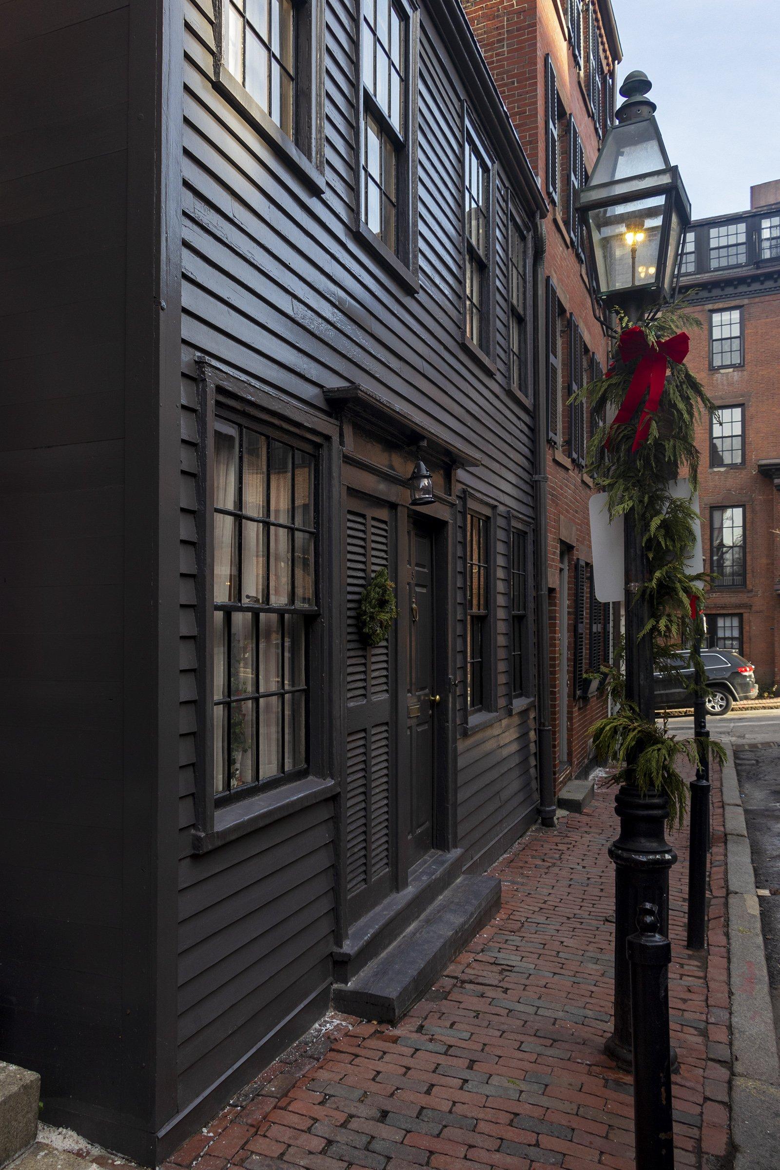 George Middleton house, Boston