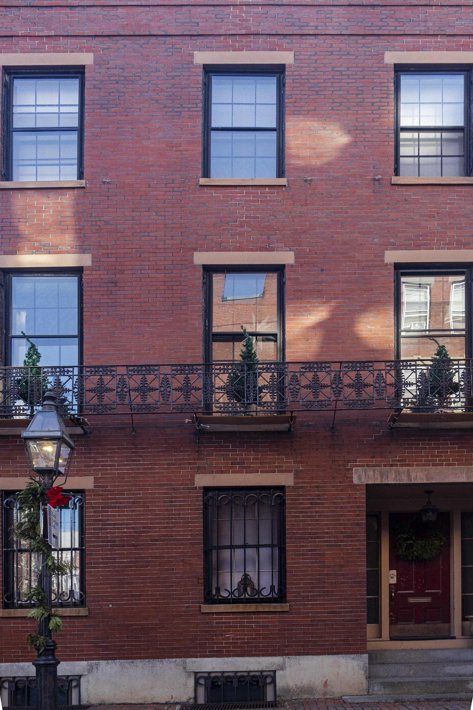 John Coburn House, Boston