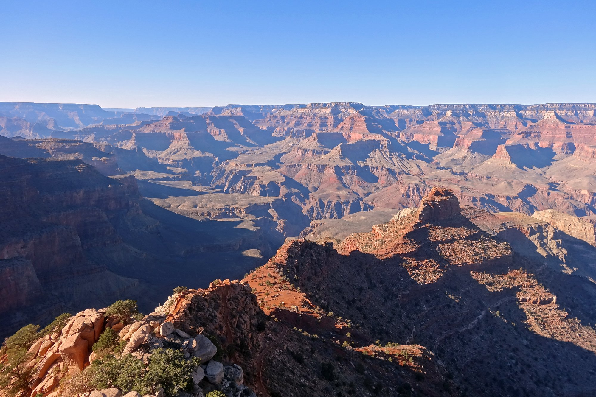 Grand Canyon national park - South Kaibab trail