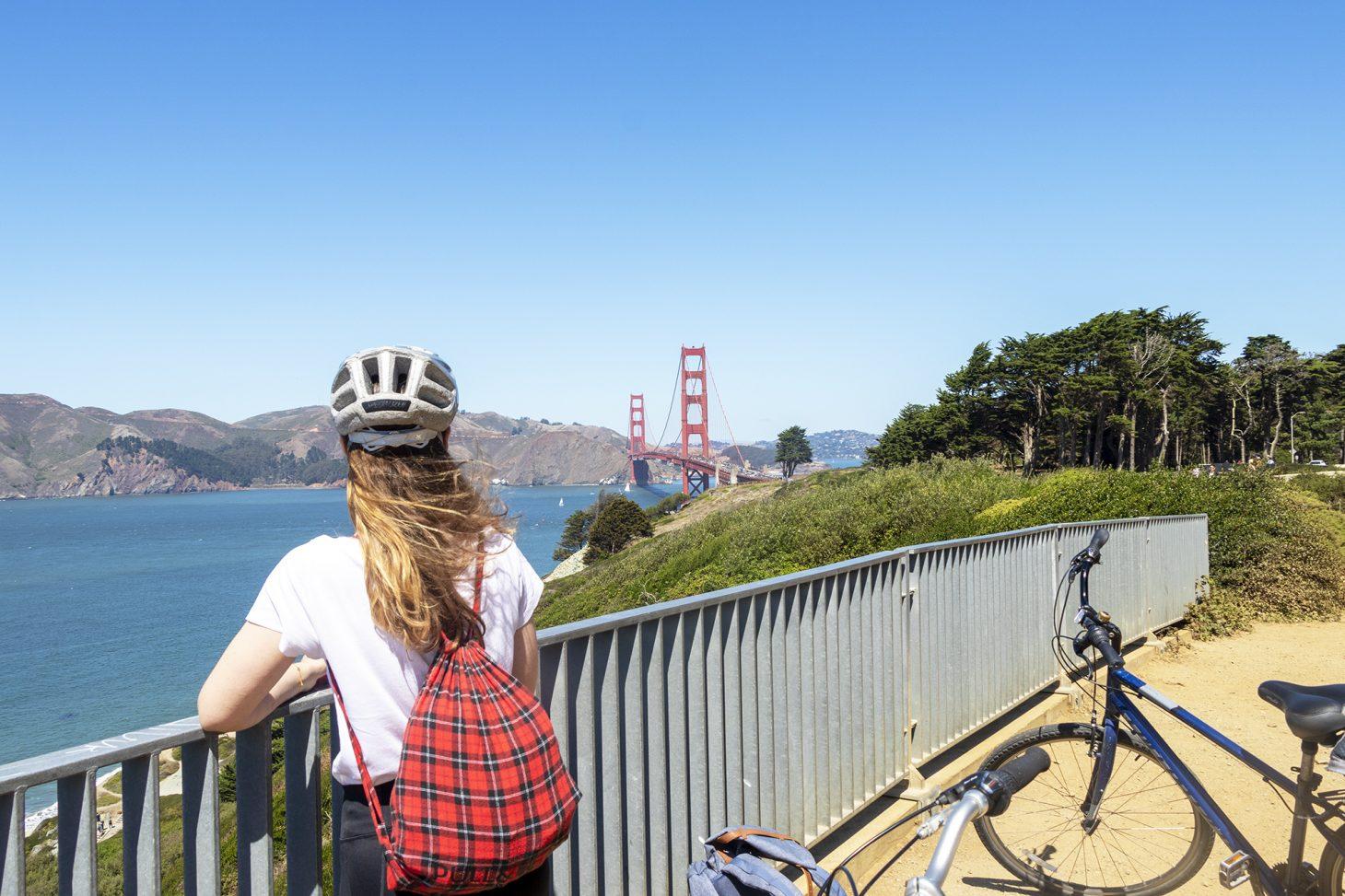 Bike Golden Gate Bridge