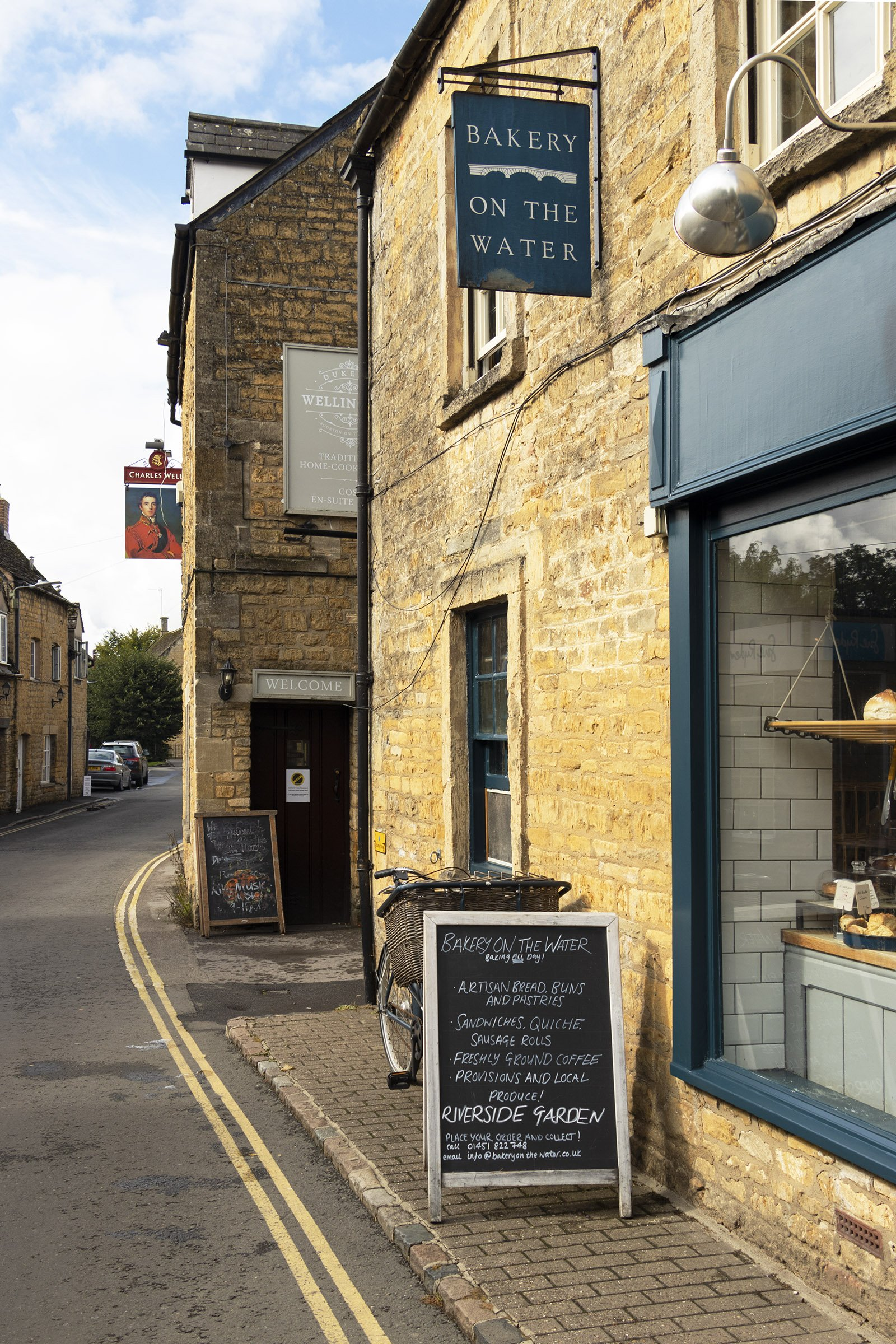 Bakery on the Water, Bourton on the Water