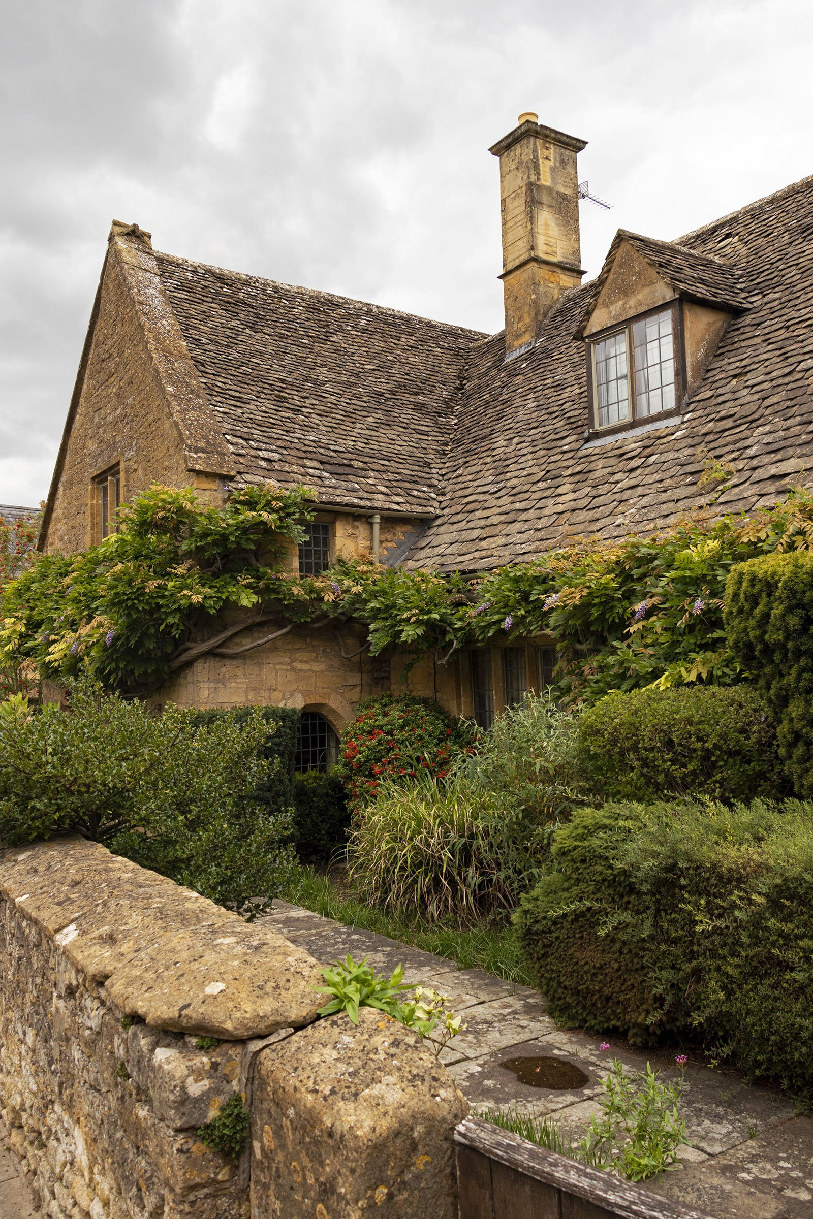 Cotswold cottage, Broadway