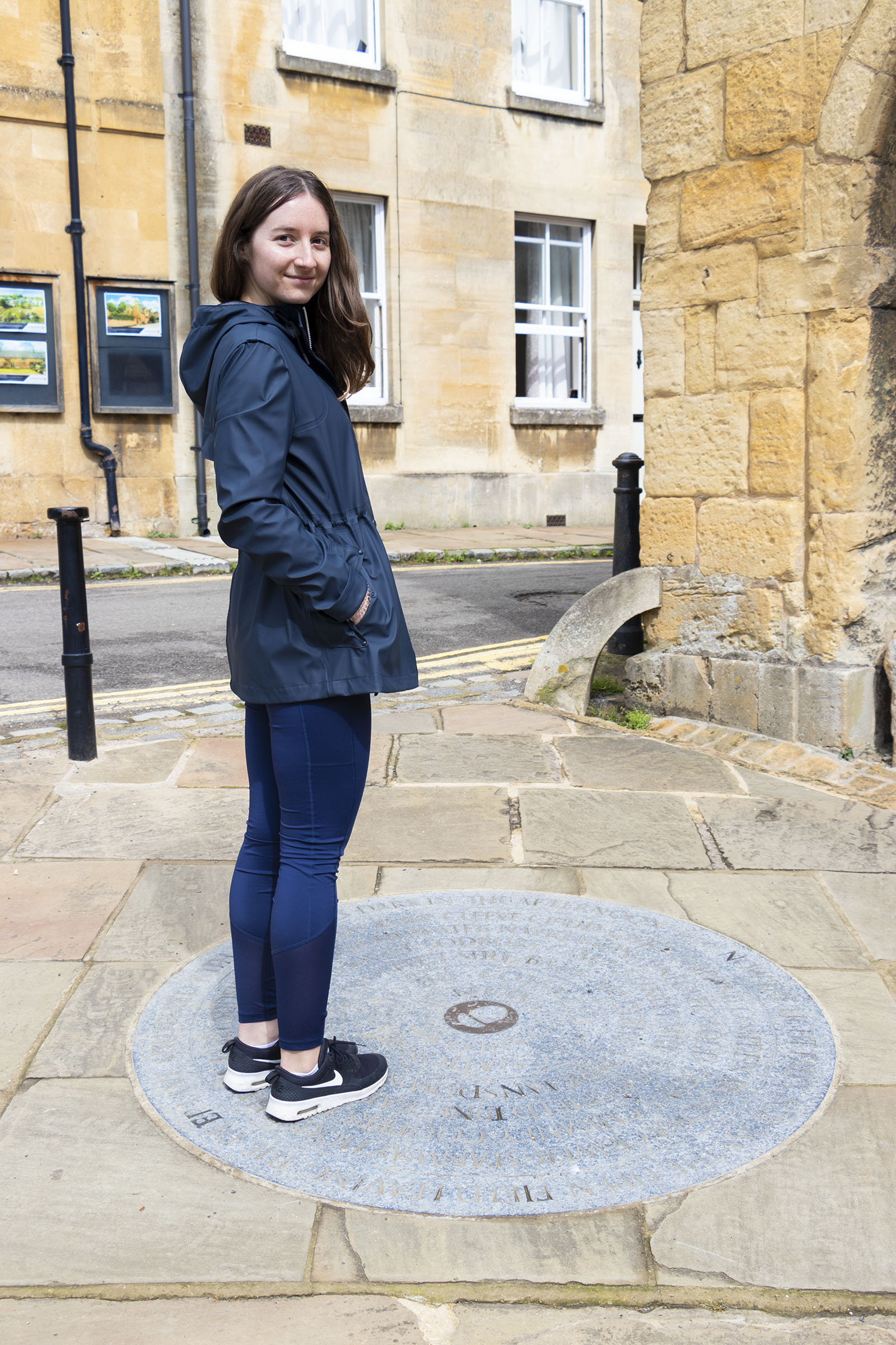 StStart of Cotswold Way in Chipping Campden