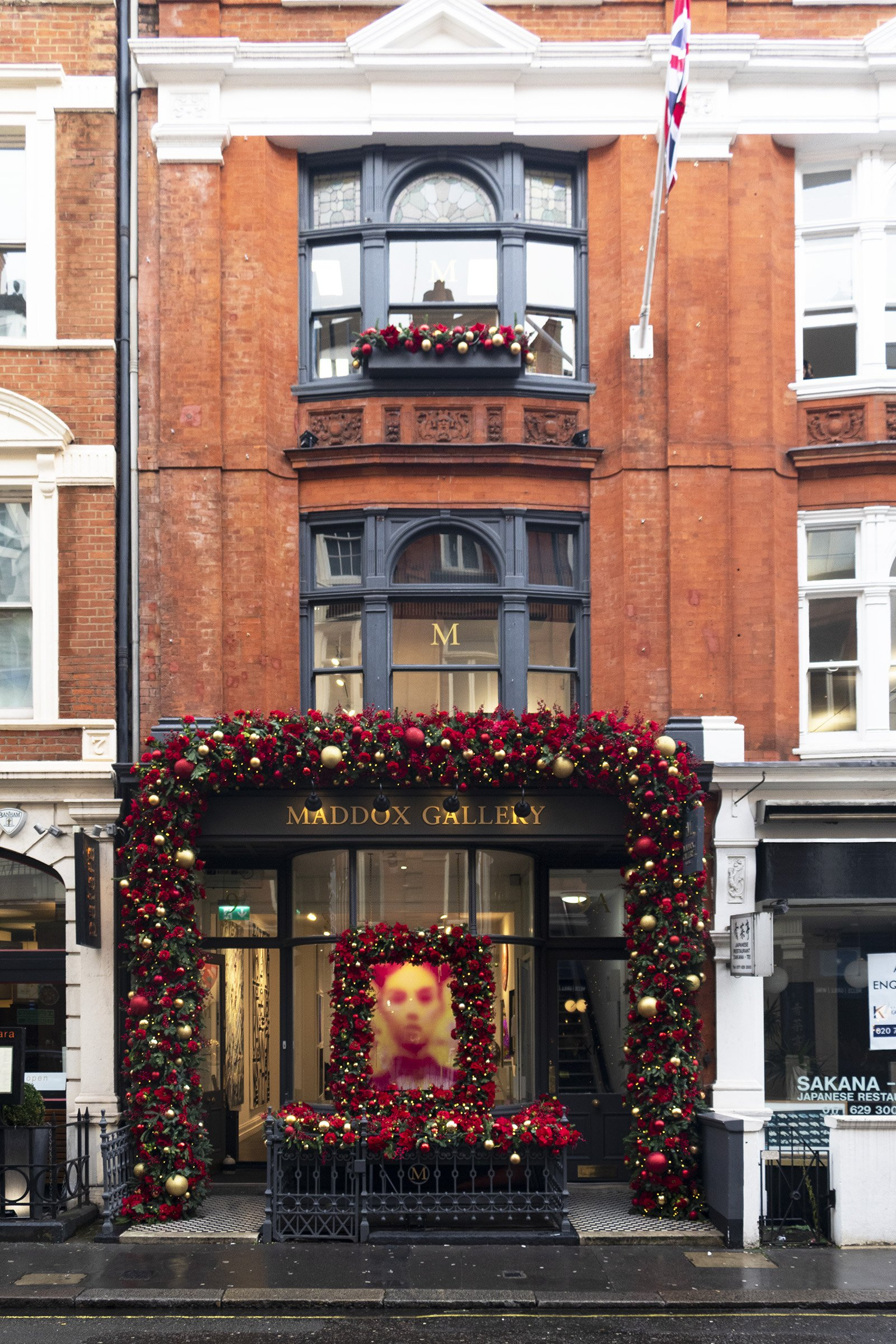 Maddox Gallery, Mayfair, London