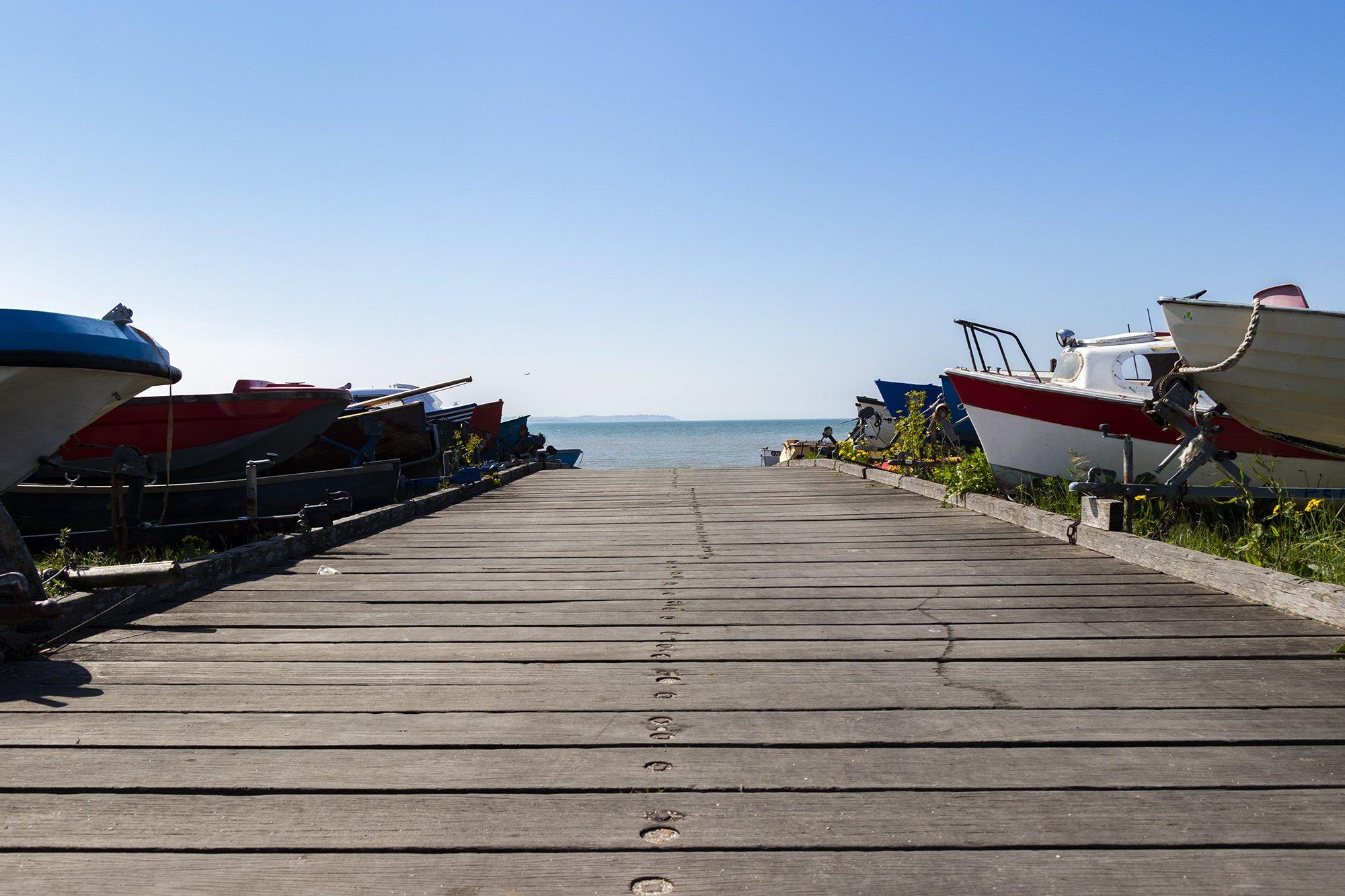 Boardwalk, Whitstable