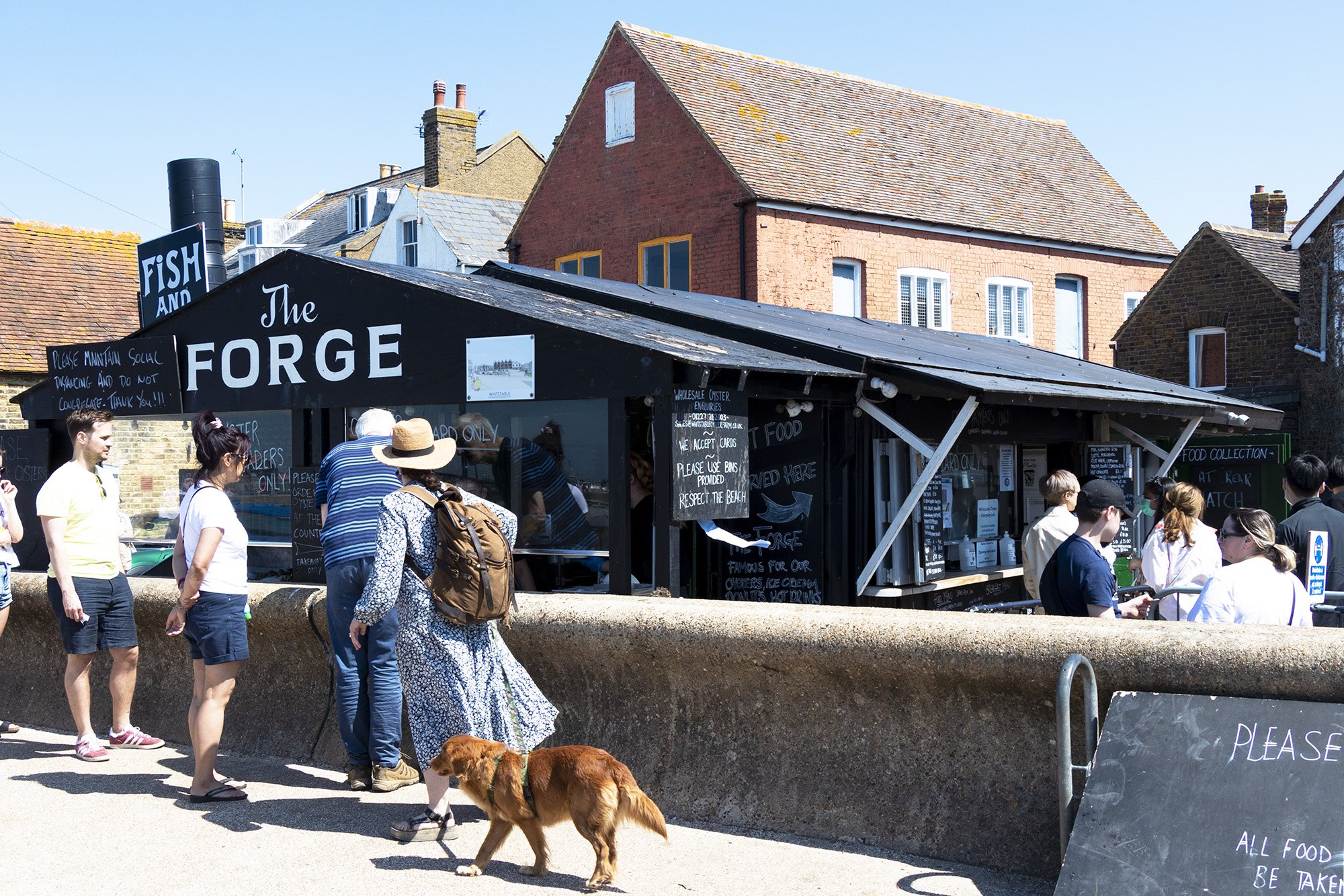 The Forge, Whitstable