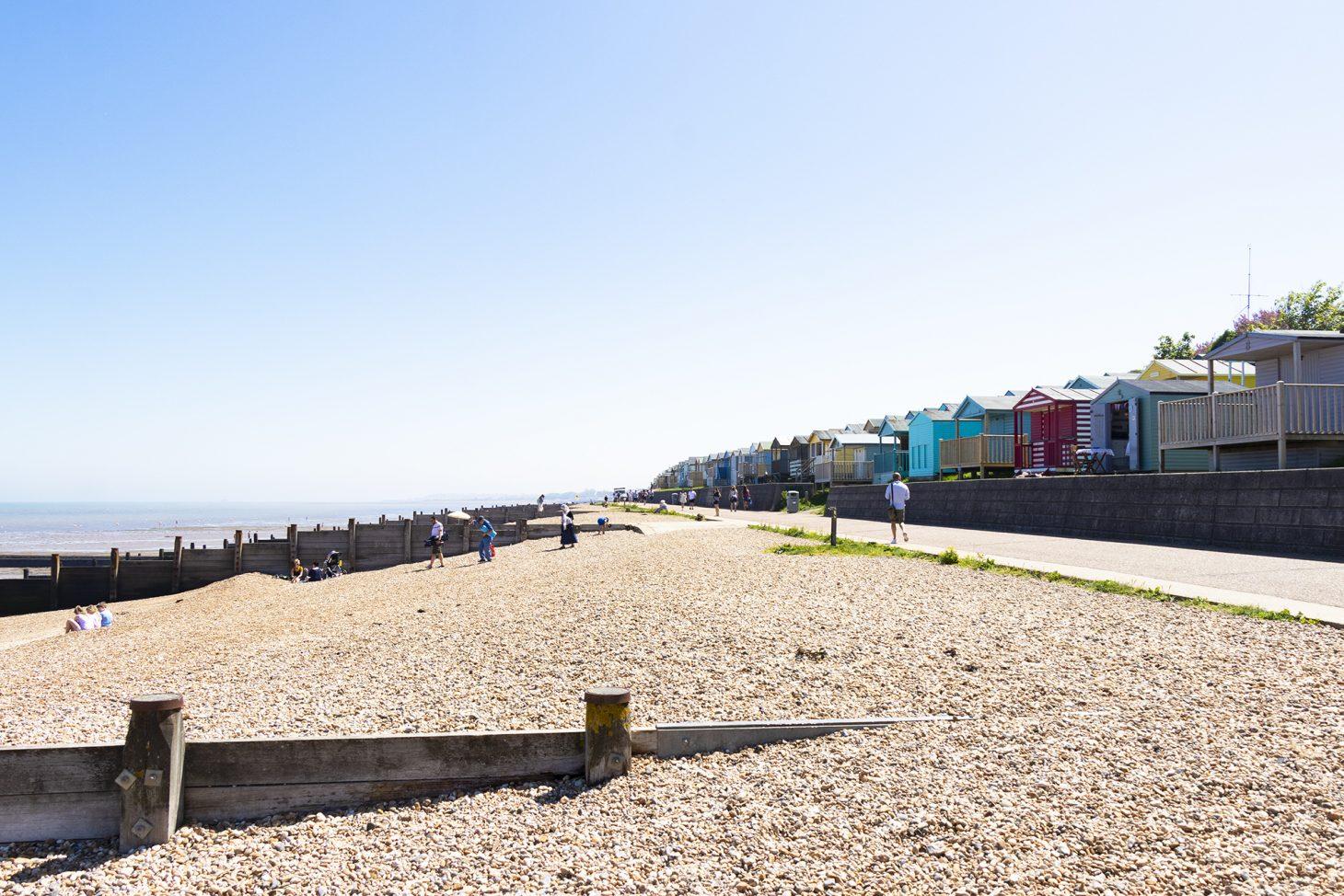 Tankerton Beach, Whitstable